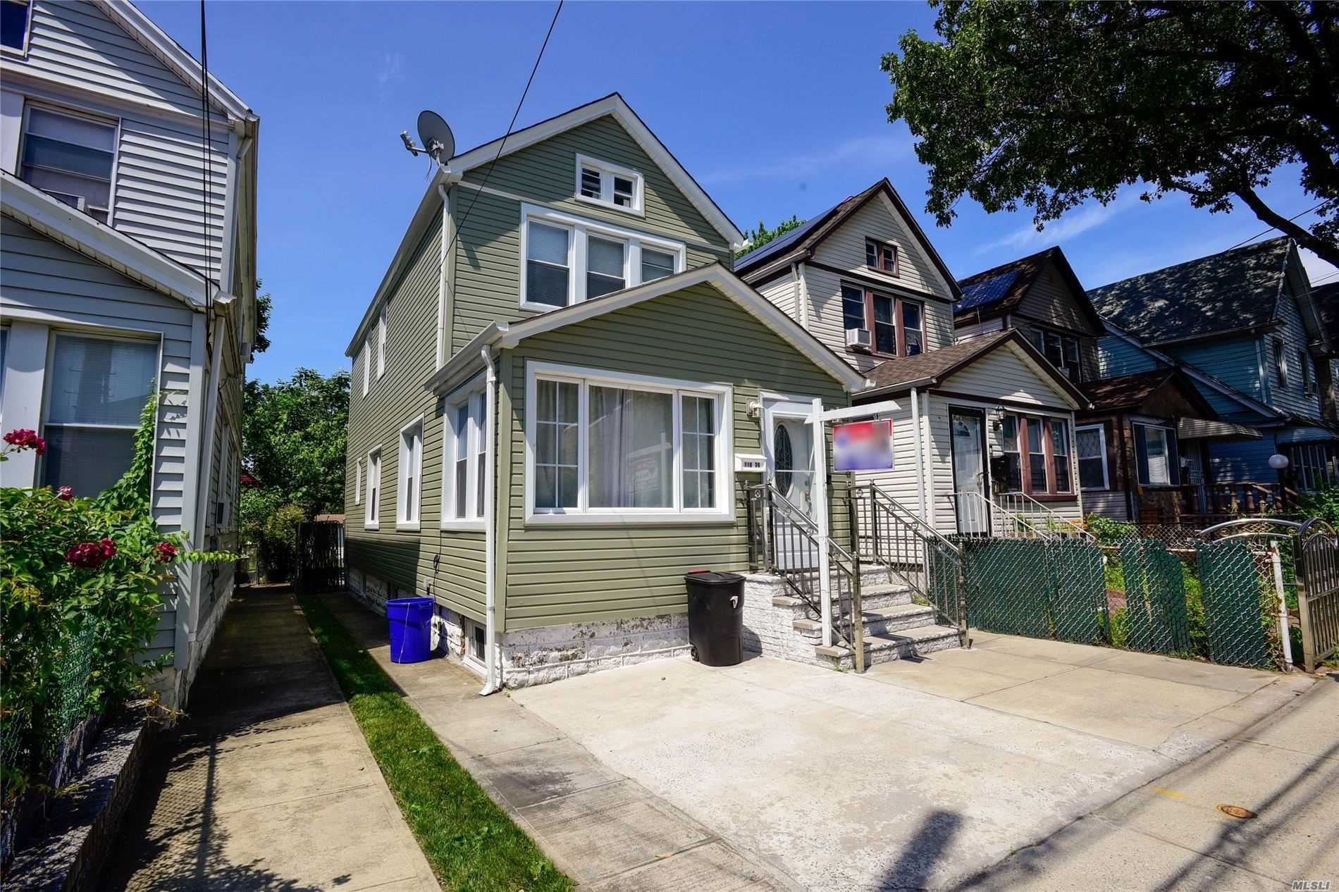 110-36 Union Hall St, Jamaica, NY 11433 - MLS#: 3224826