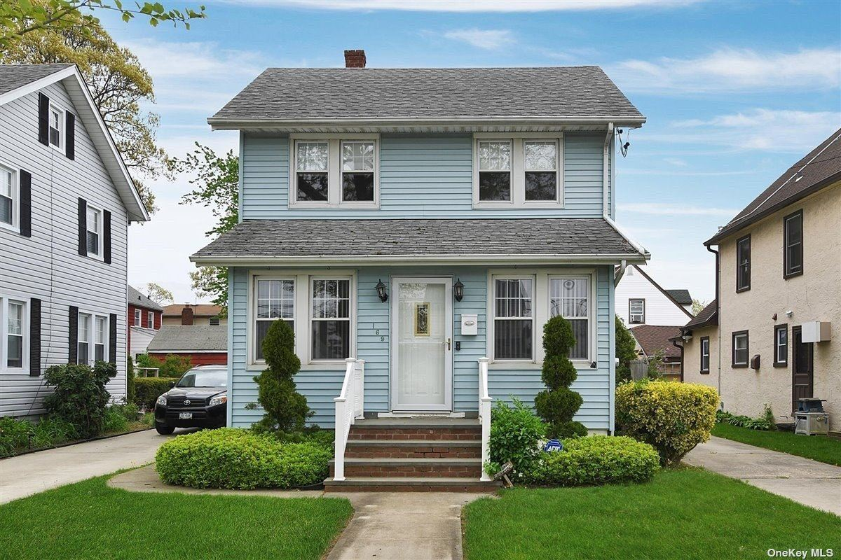 169 N Cottage Street, Valley Stream, NY 11580 - MLS#: 3309826