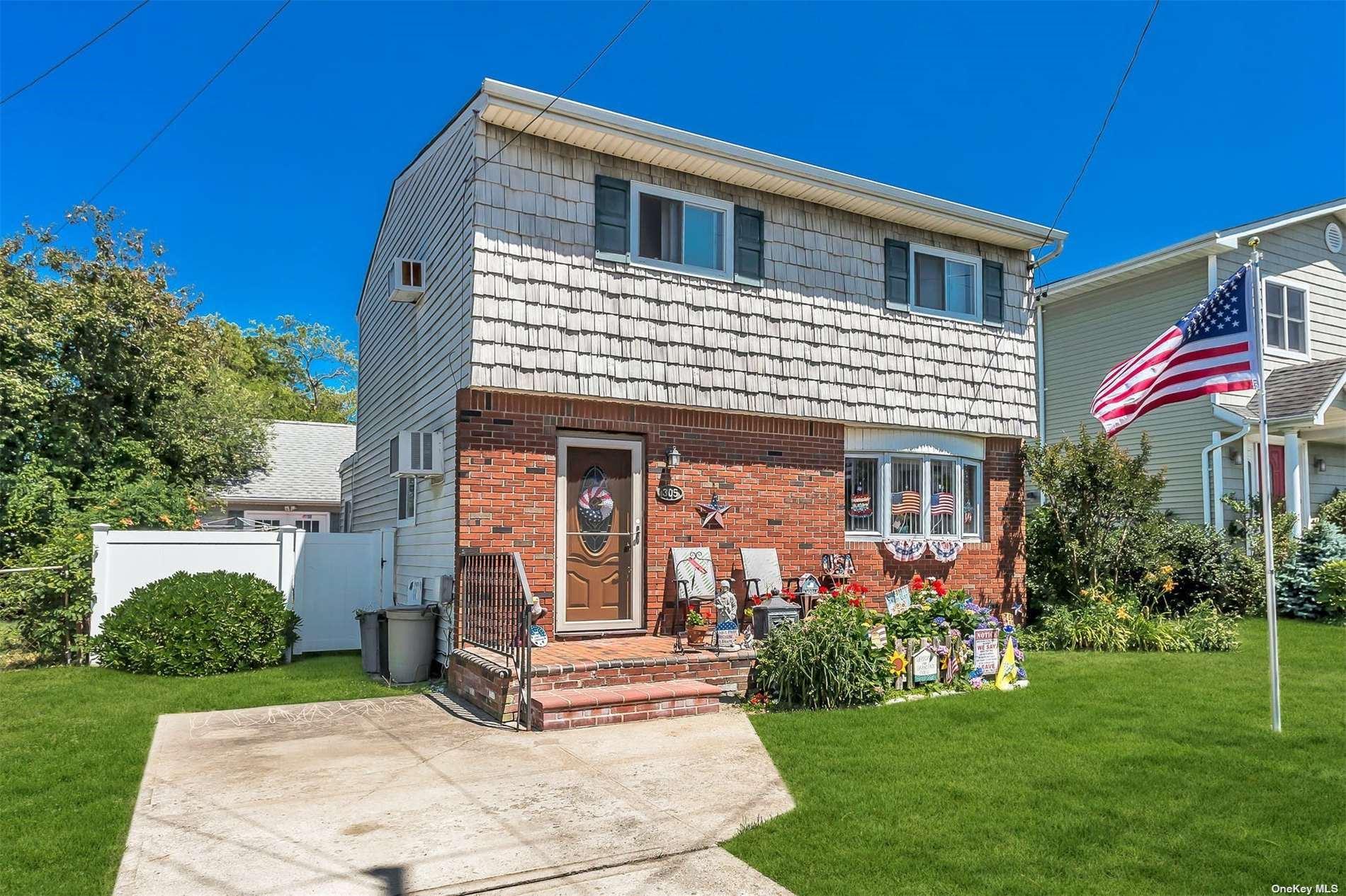 305 Shore Road, Bellmore, NY 11710 - MLS#: 3324829