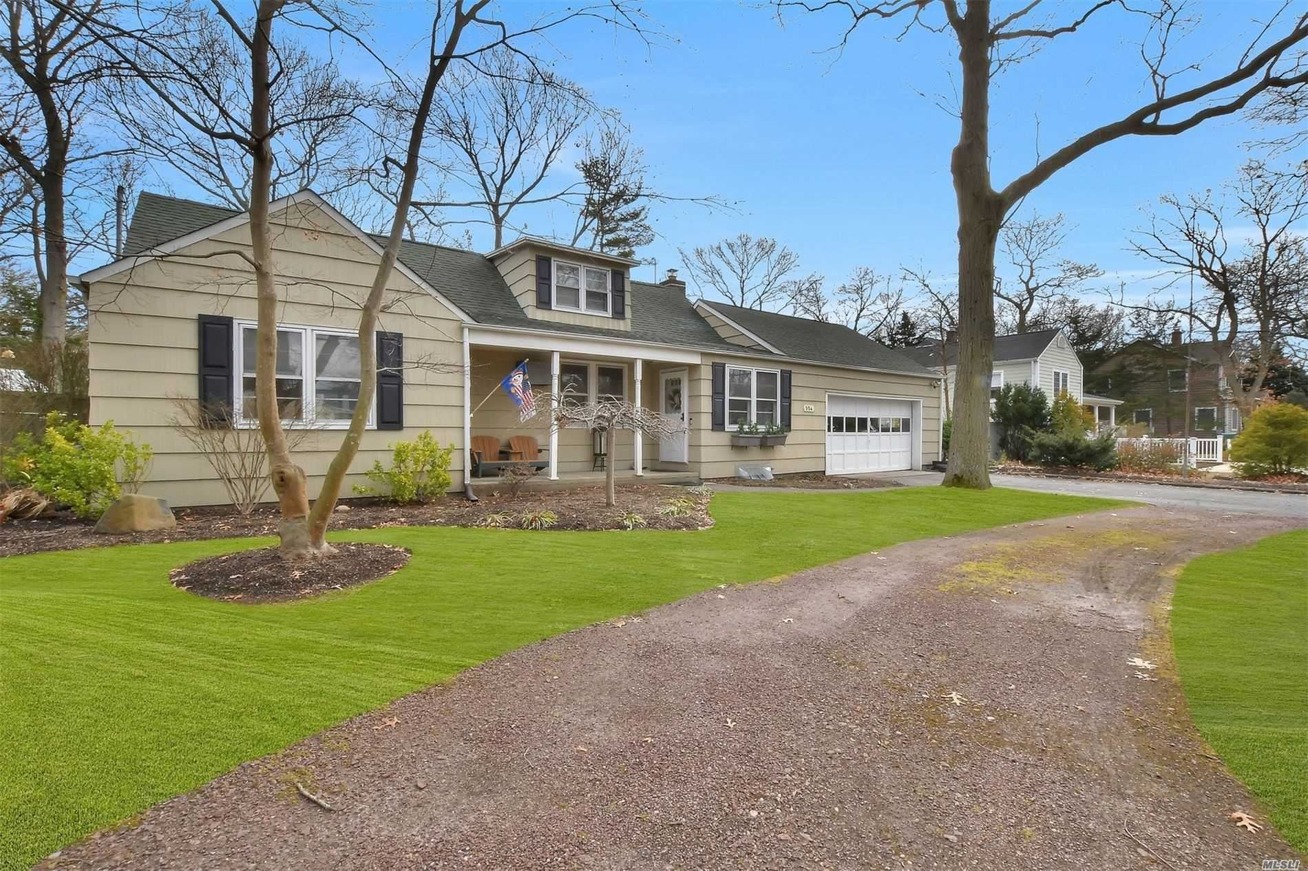 554 Ackerson Boulevard, Brightwaters, NY 11718 - MLS#: 3195840
