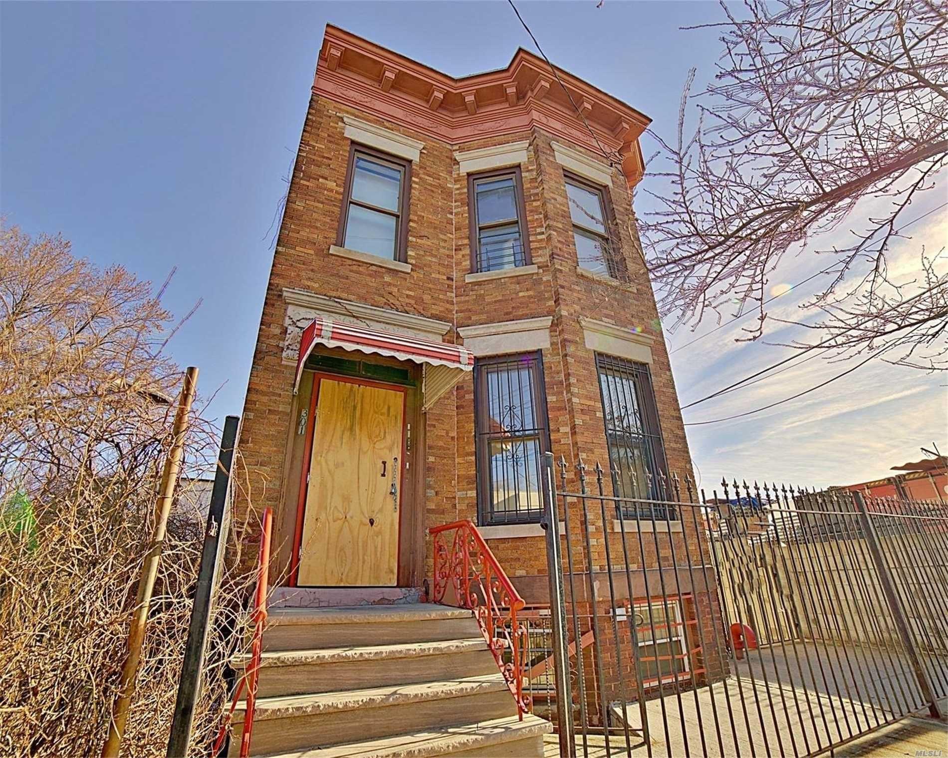 301 Schenck Avenue, Brooklyn, NY 11207 - MLS#: 3187843