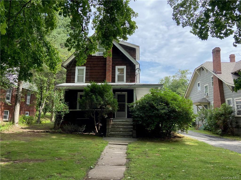 Photo for 265 Chestnut Street, Liberty, NY 12754 (MLS # H6063843)