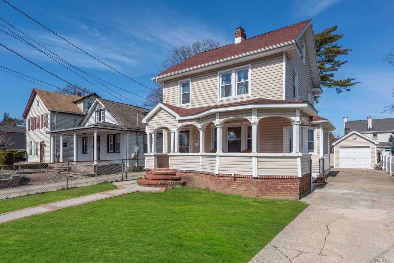 27 Willow Ave, Hempstead, NY 11550 - MLS#: 3206844