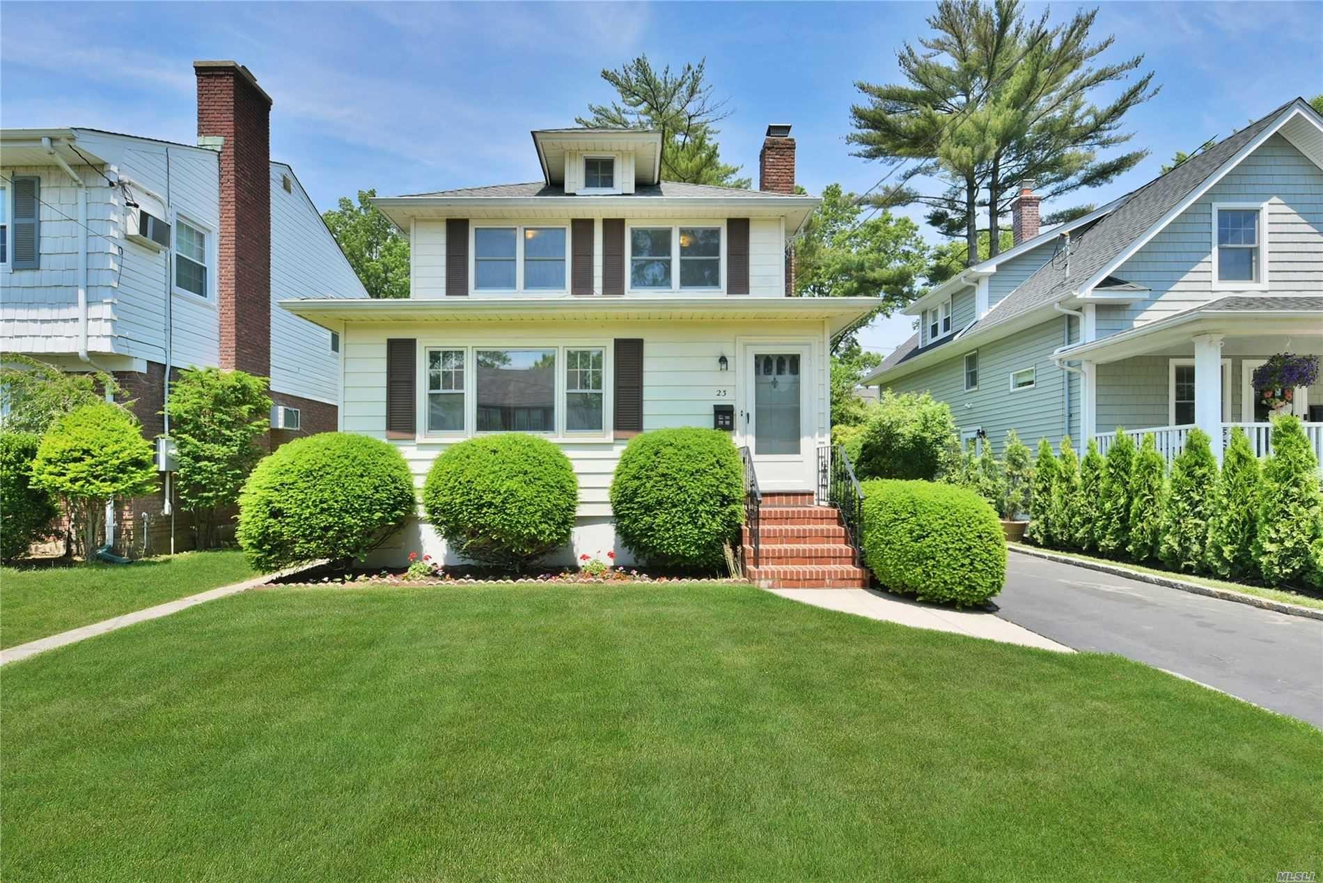 23 Harvard Street, Garden City, NY 11530 - MLS#: 3221844