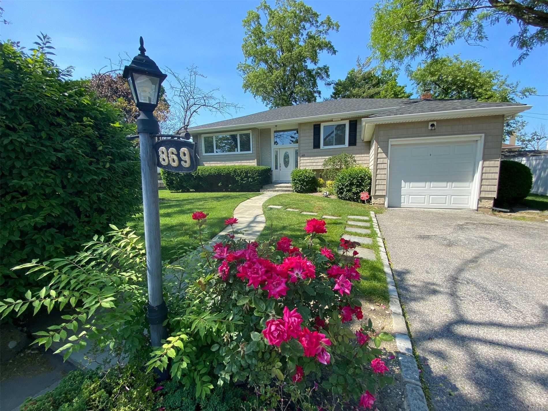 869 A Fanwood Avenue, Hempstead, NY 11581 - MLS#: 3235847