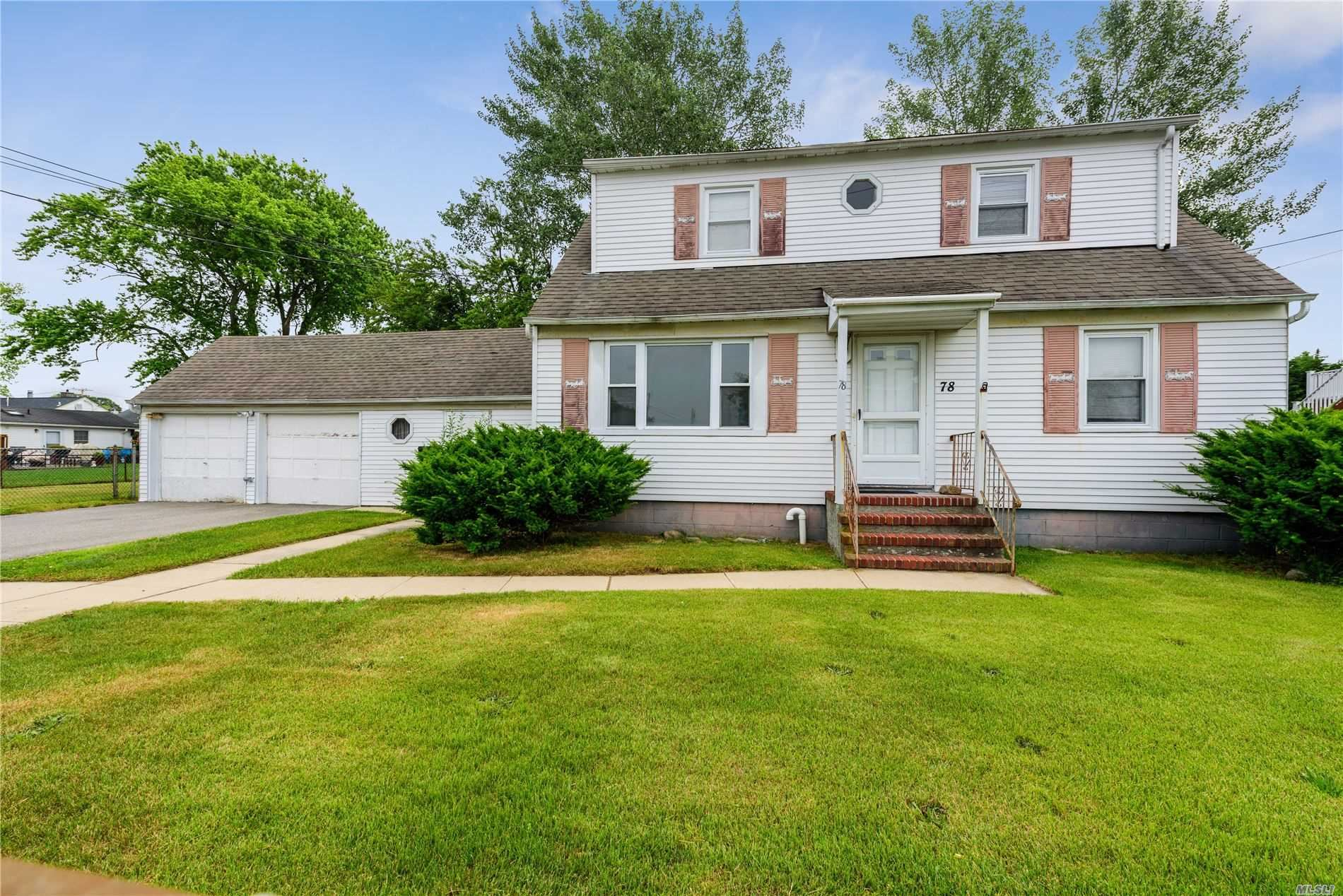 78 Coolidge Avenue, Amityville, NY 11701 - MLS#: 3225849