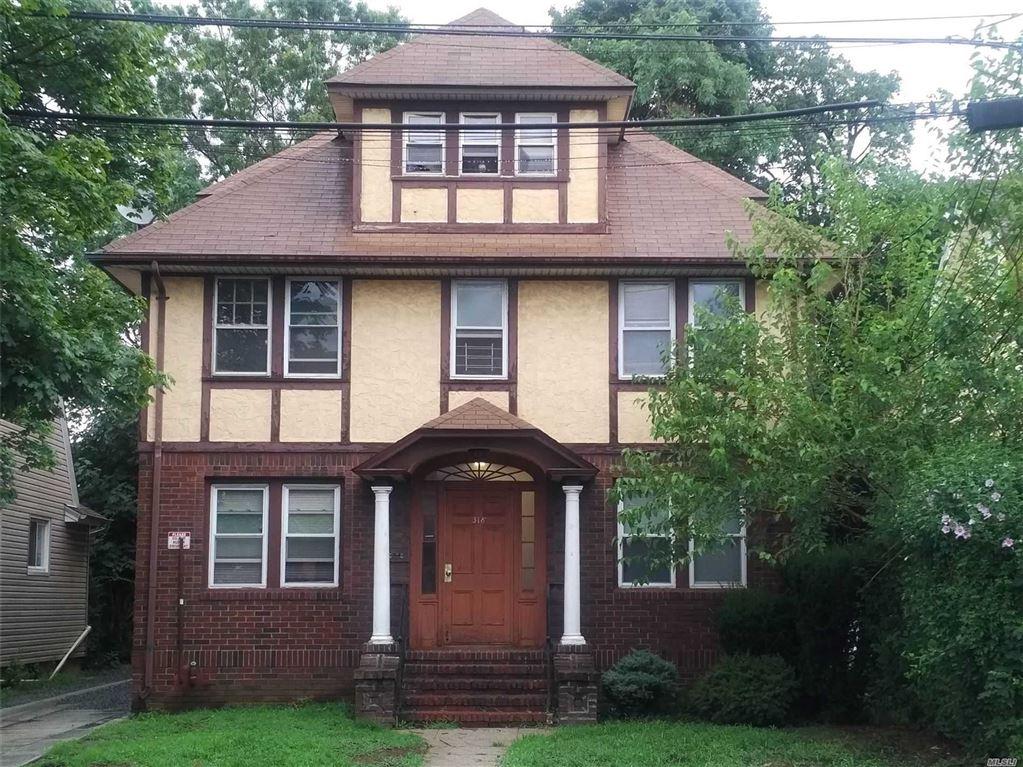 318 Washington Street, Hempstead, NY 11550 - MLS#: 3149851