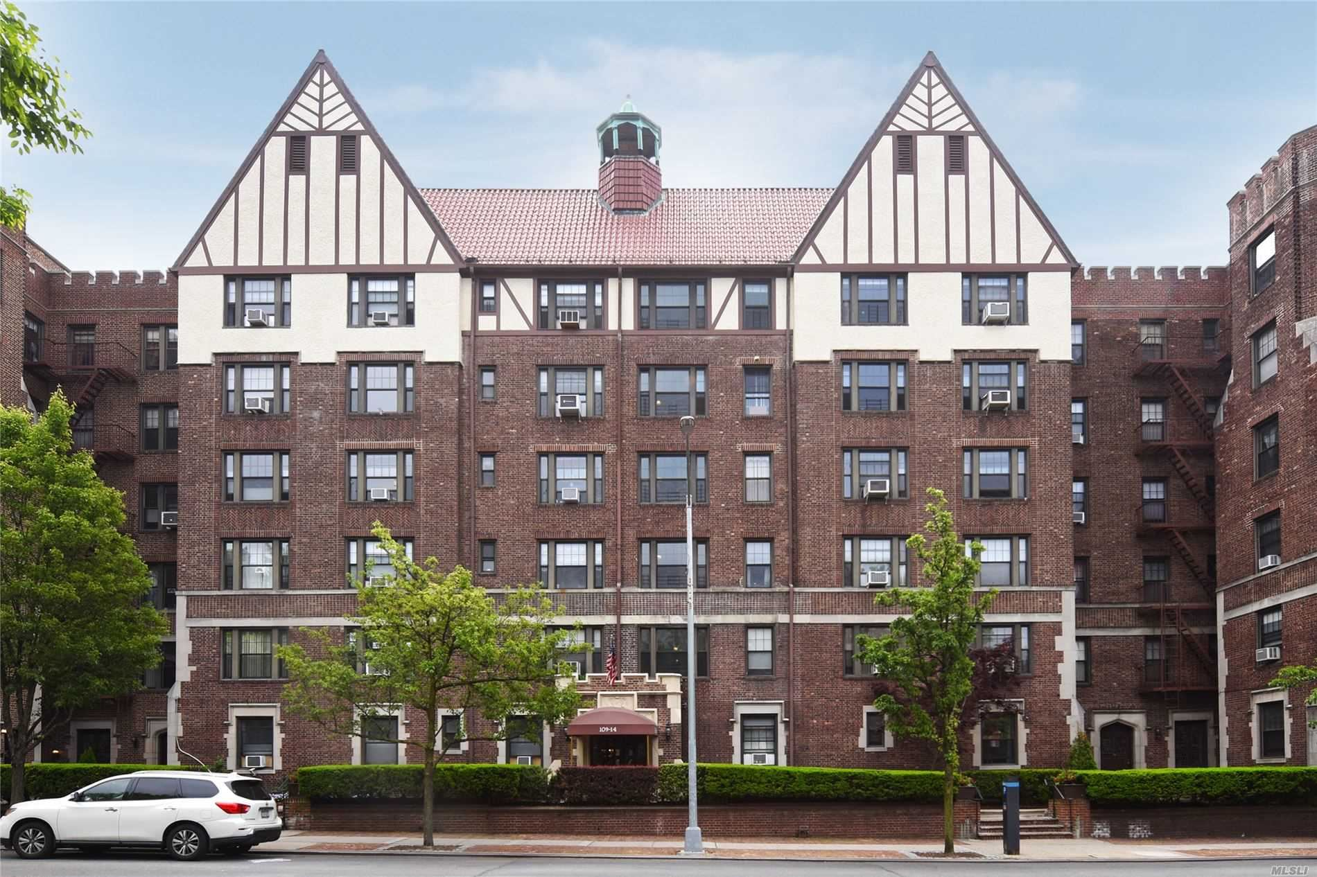 109-14 Ascan Avenue #6H, Forest Hills, NY 11375 - MLS#: 3217852