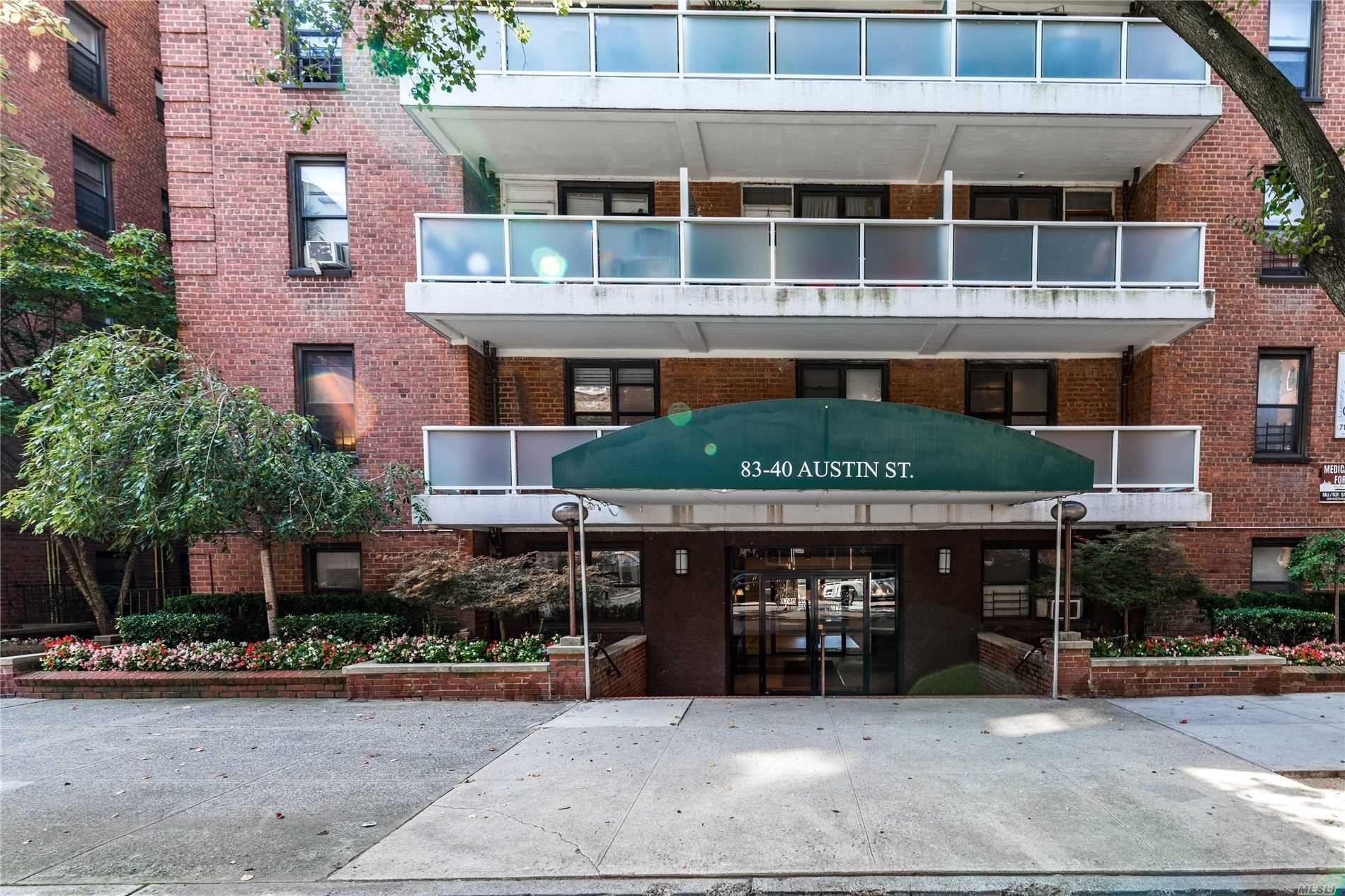 83-40 Austin Street #3E, Kew Gardens, NY 11415 - MLS#: 3213855