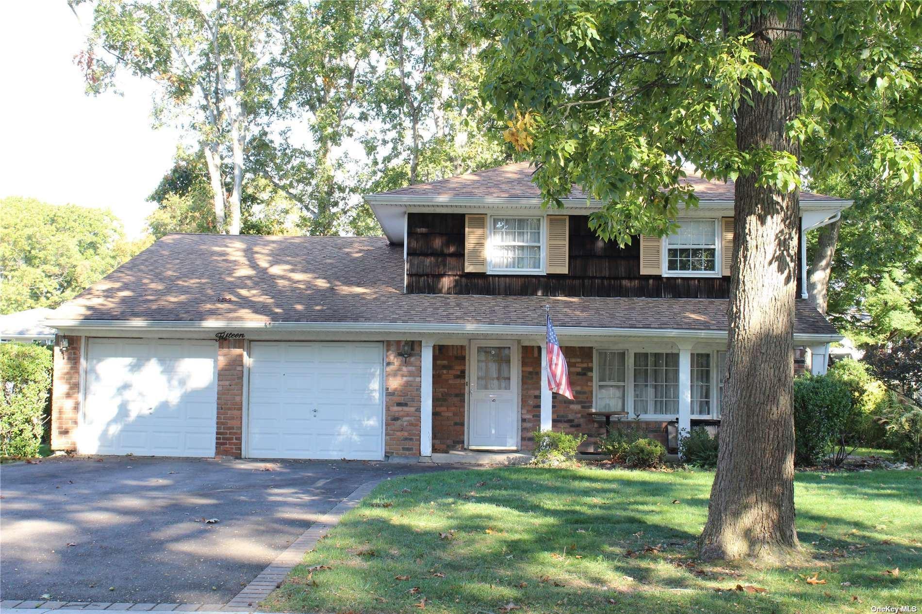 15 Cedar Avenue, Lake Grove, NY 11755 - MLS#: 3344855