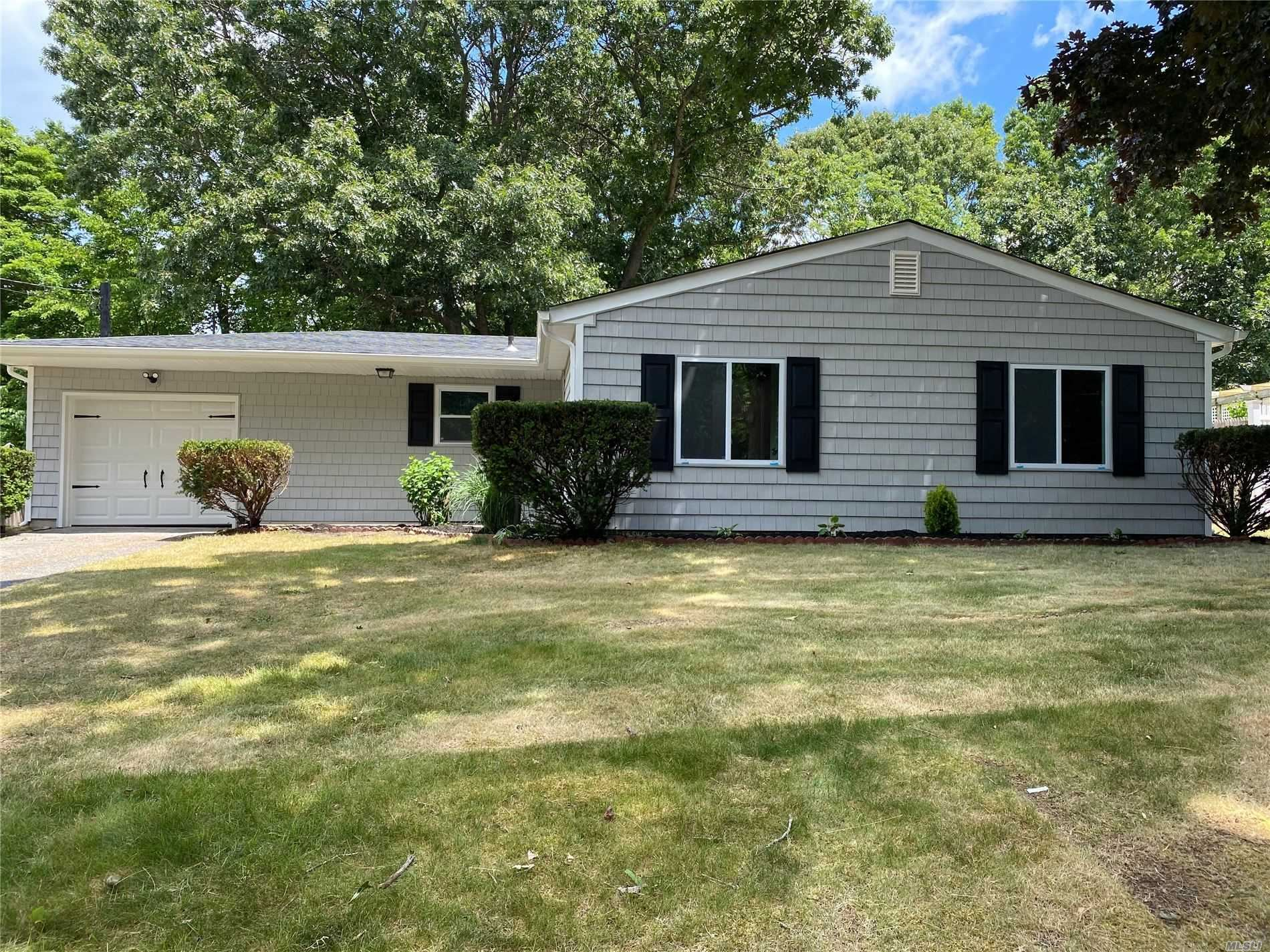 63 S Bicycle Path, Selden, NY 11784 - MLS#: 3226864