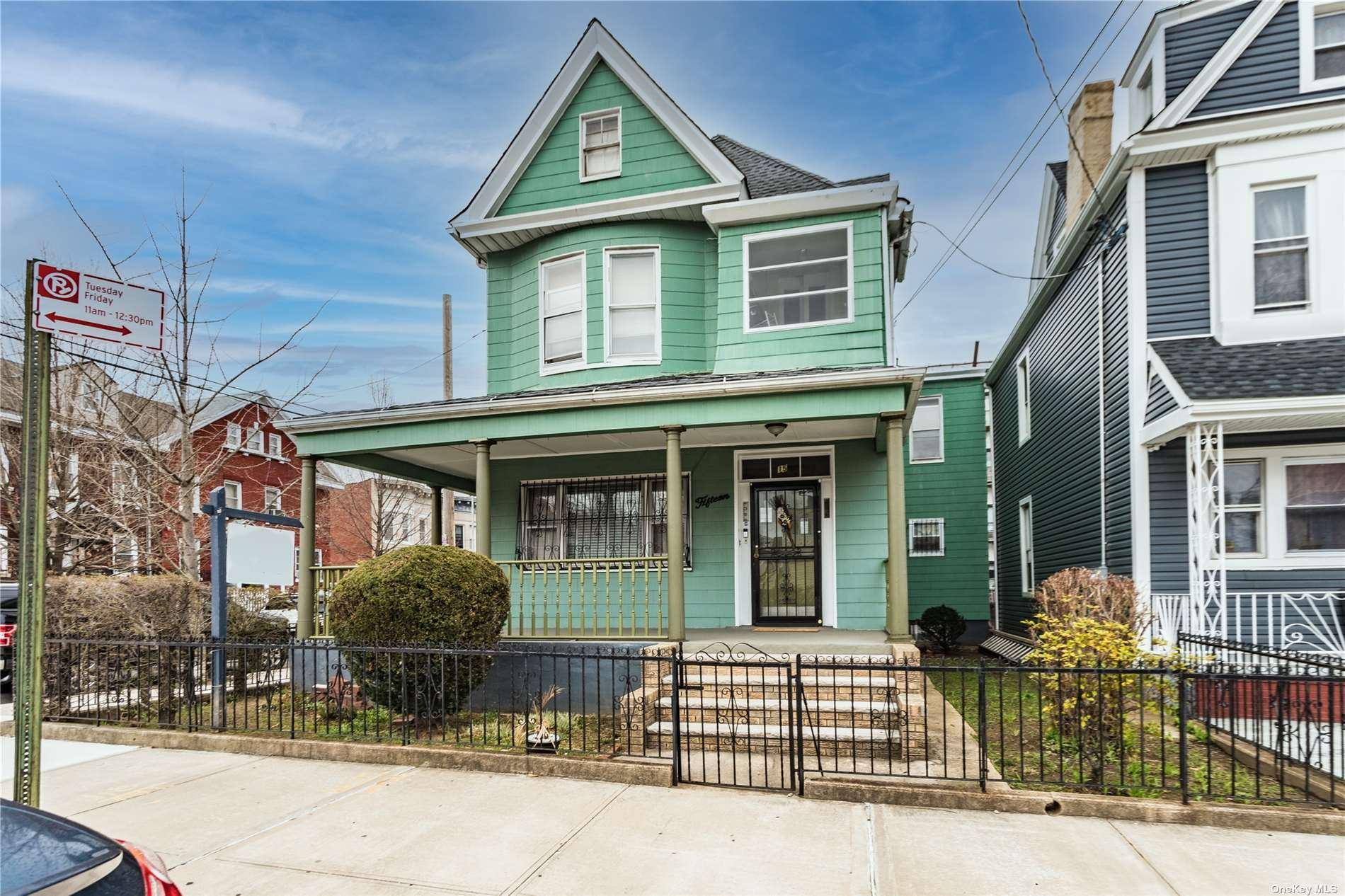 15 Ashford Street, Cypress Hills, NY 11207 - MLS#: 3300867