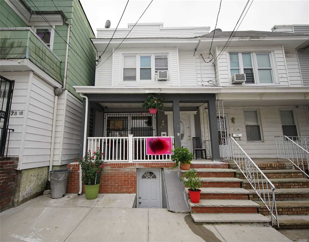 78-16 87th Road, Woodhaven, NY 11421 - MLS#: 3175878