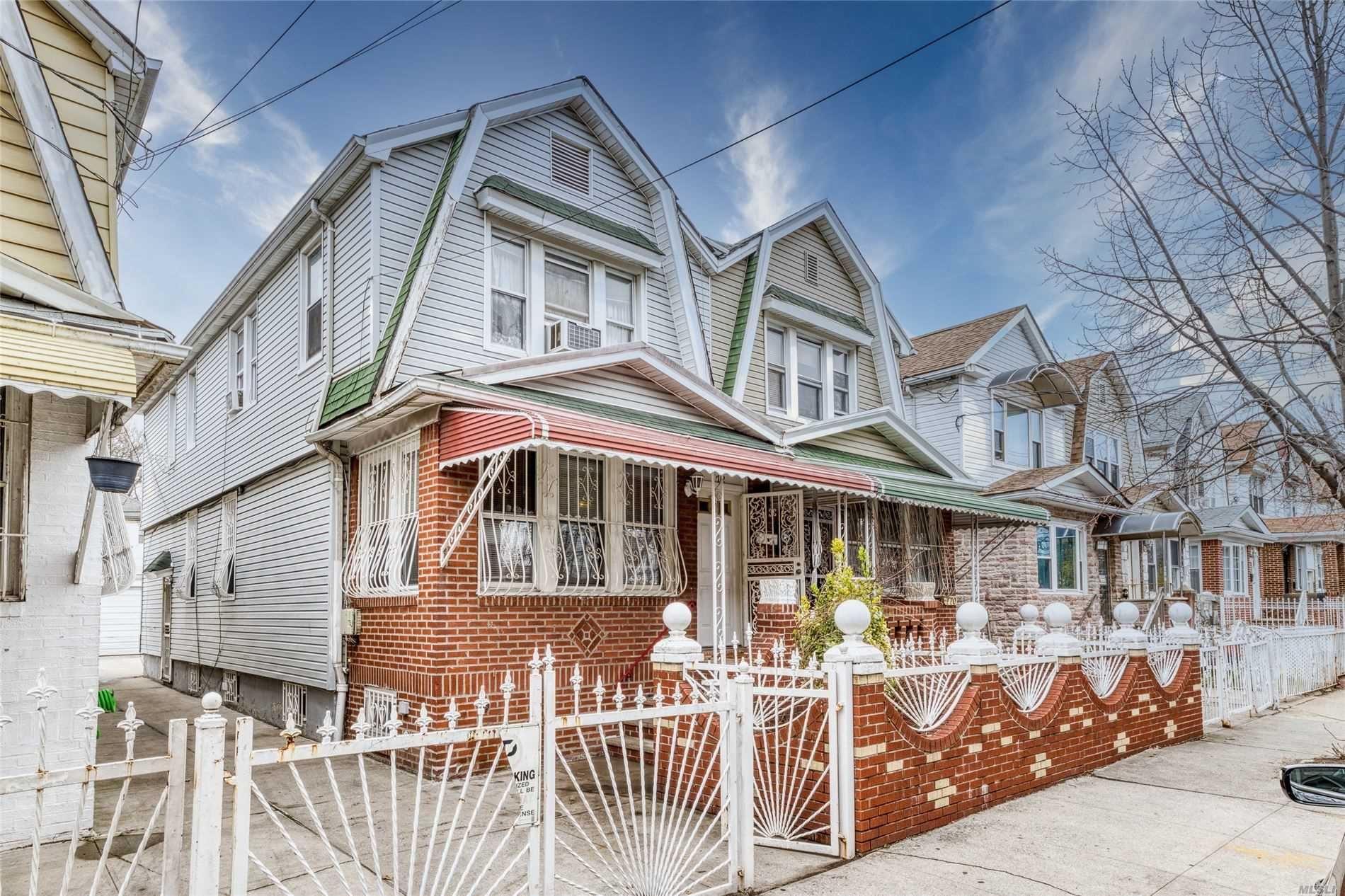 772 E 48th St, East Flatbush, NY 11203 - MLS#: 3209884
