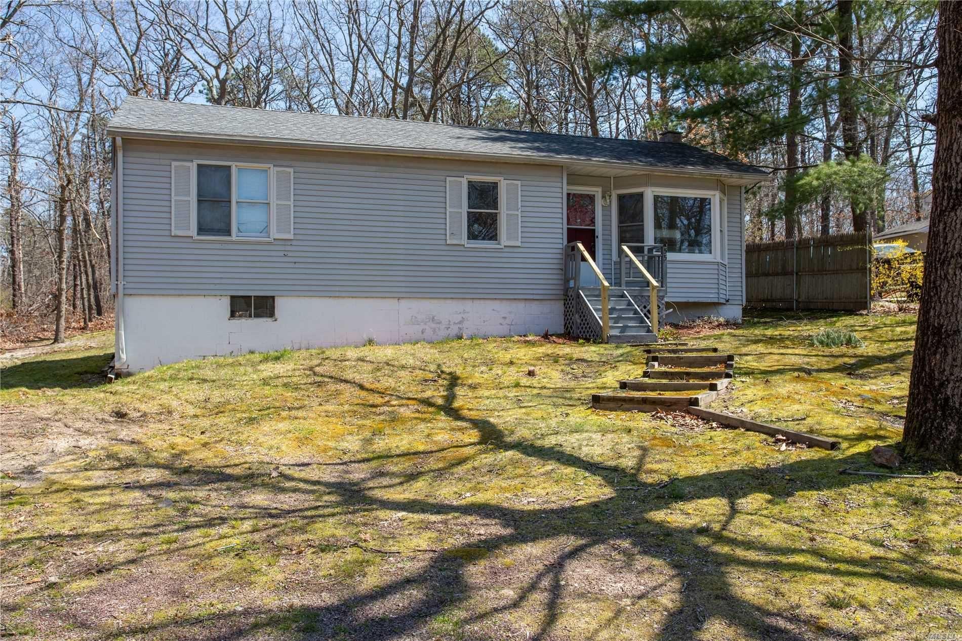 55 Newcomb Trail, Ridge, NY 11961 - MLS#: 3211885