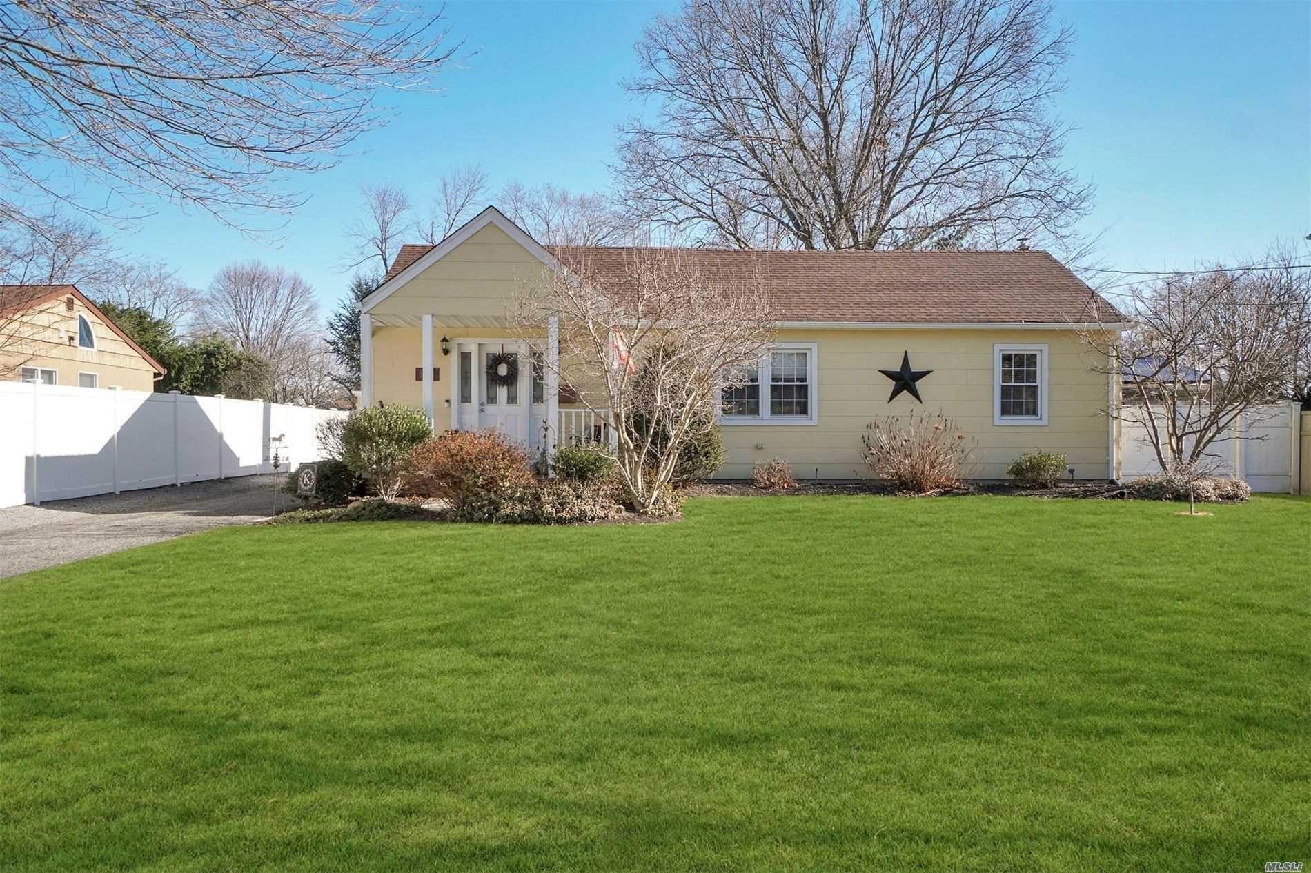 1465 Manor Lane, Bay Shore, NY 11706 - MLS#: 3193888