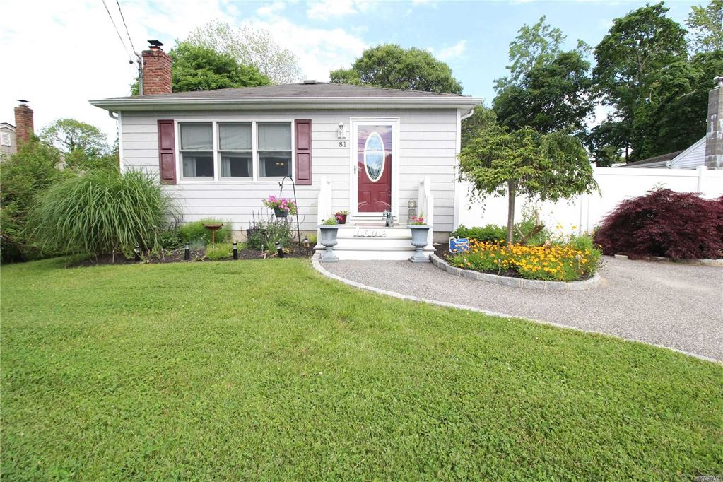 81 Miramar Avenue, E. Patchogue, NY 11772 - MLS#: 3138889