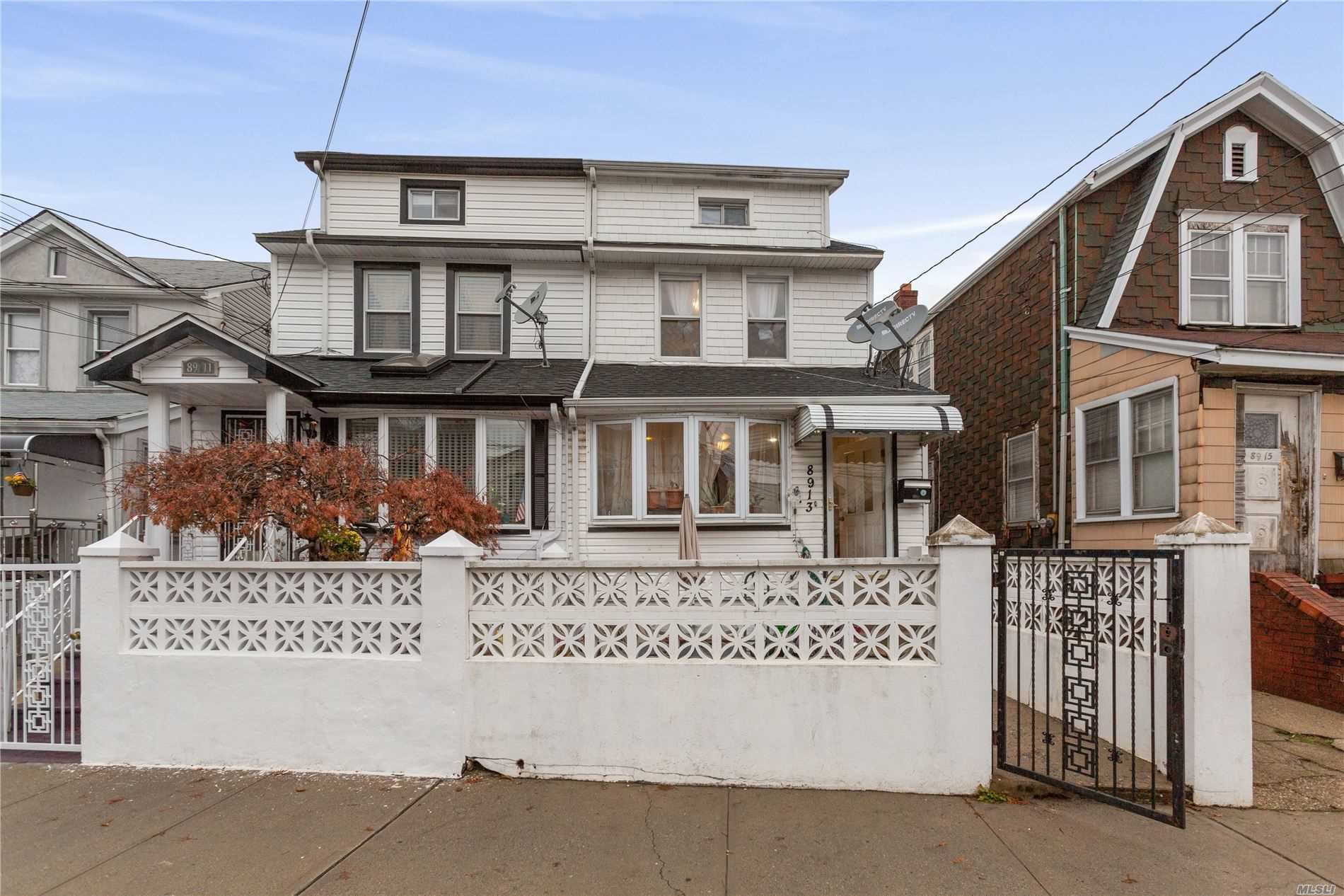 89-13 107th Avenue, Ozone Park, NY 11417 - MLS#: 3184889