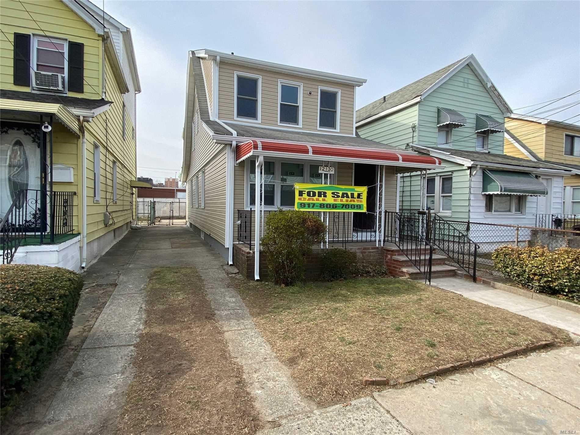 121-30 Irwin Place, Jamaica, NY 11434 - MLS#: 3206889