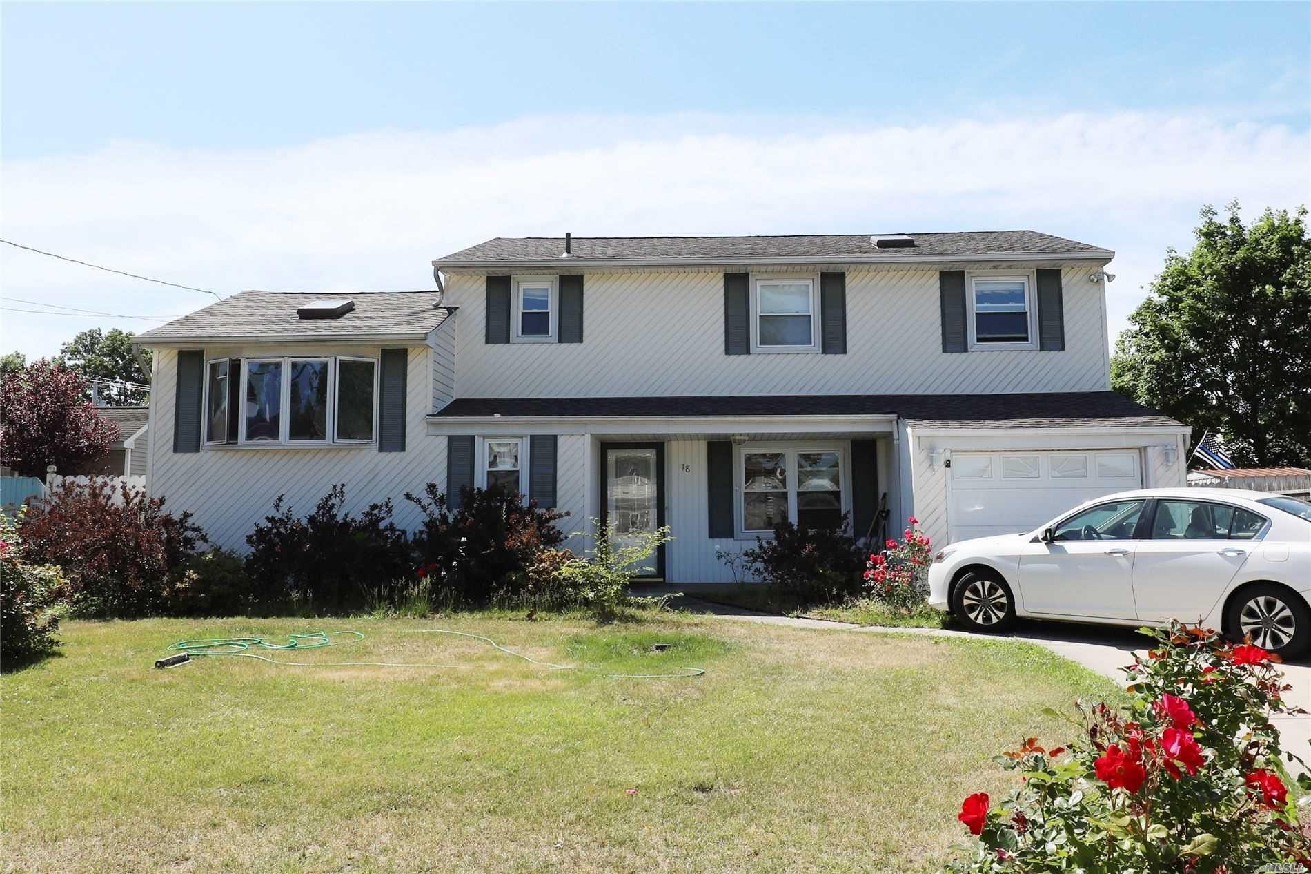 18 Monterey Lane, Centereach, NY 11720 - MLS#: 3223889