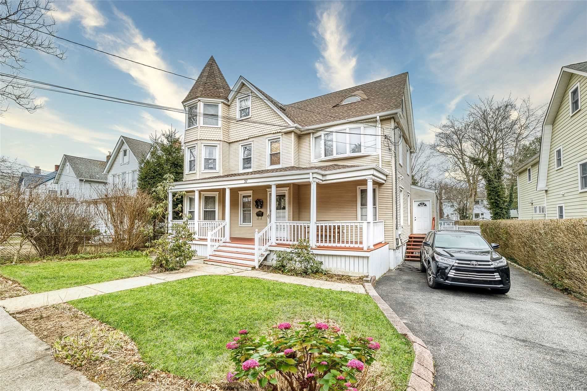 37 Tooker Avenue, Oyster Bay, NY 11771 - MLS#: 3206890