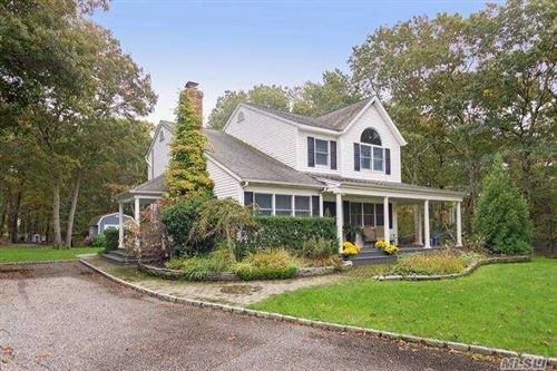 Photo of 7 Deerland Drive, E. Quogue, NY 11942 (MLS # 3266892)