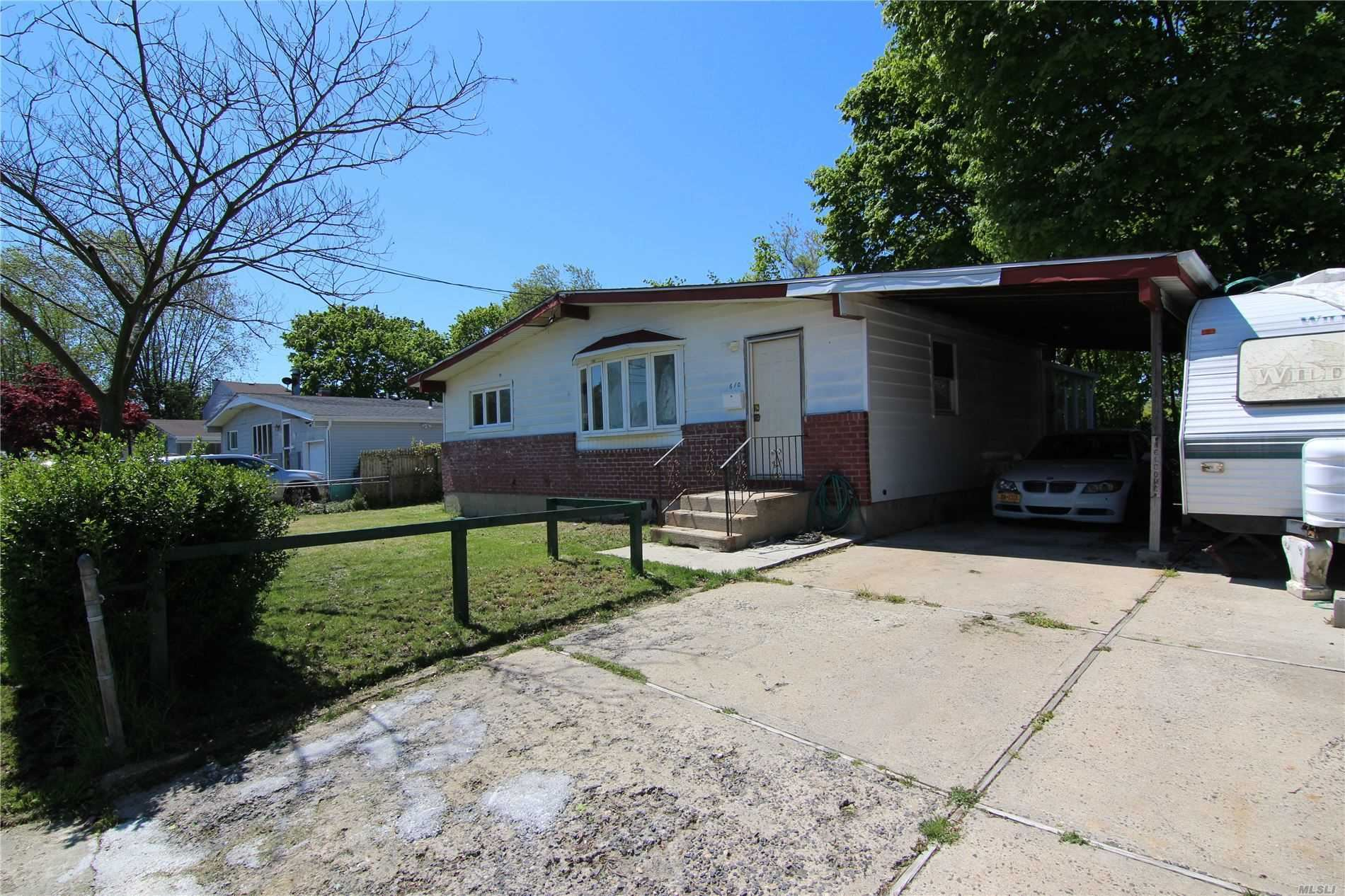 610 Lowell Ave, Central Islip, NY 11722 - MLS#: 3214892