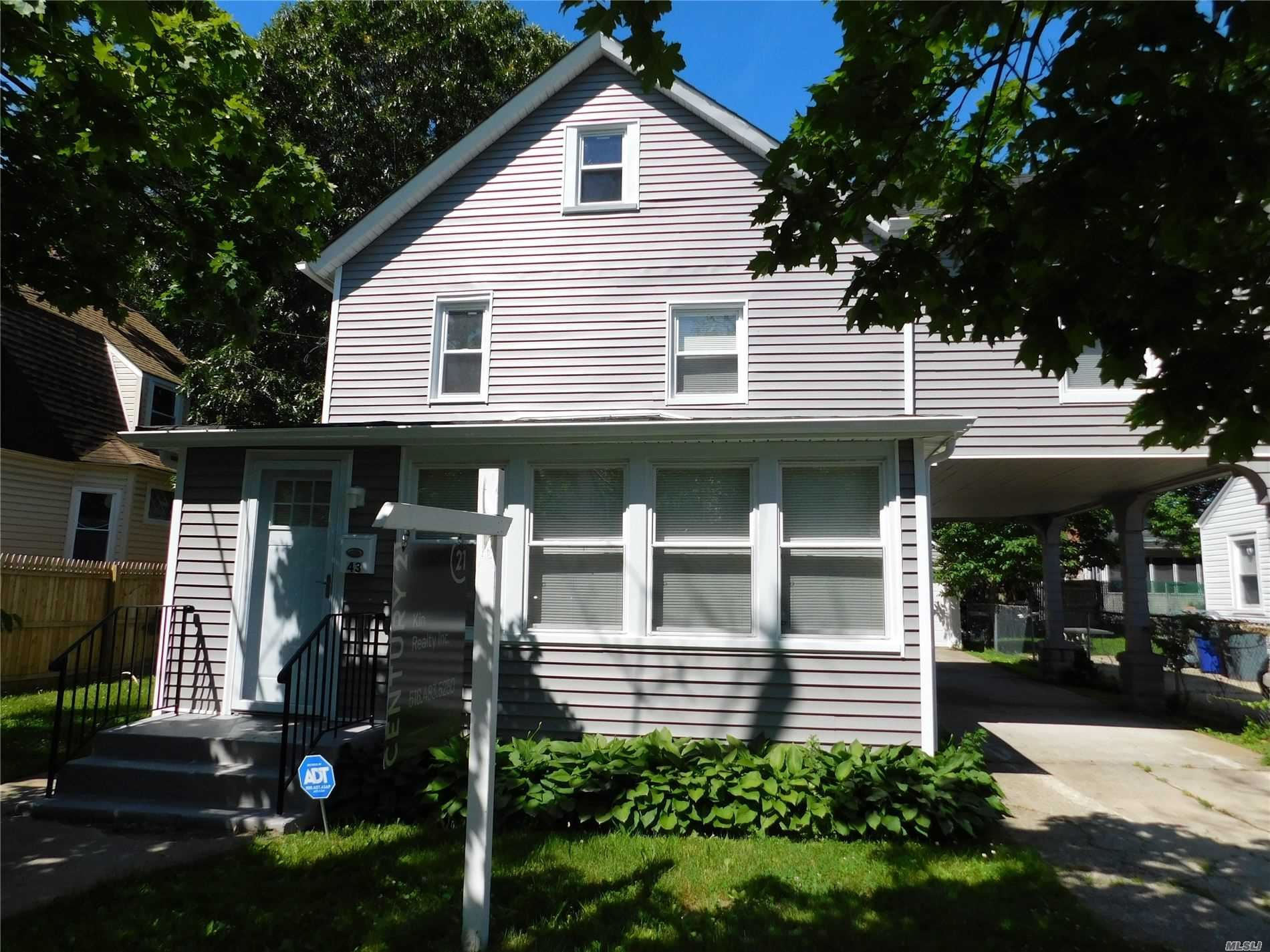 43 John Street, Roosevelt, NY 11575 - MLS#: 3215892