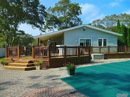 Photo of 41 Homewood Drive, Hampton Bays, NY 11946 (MLS # 3261900)