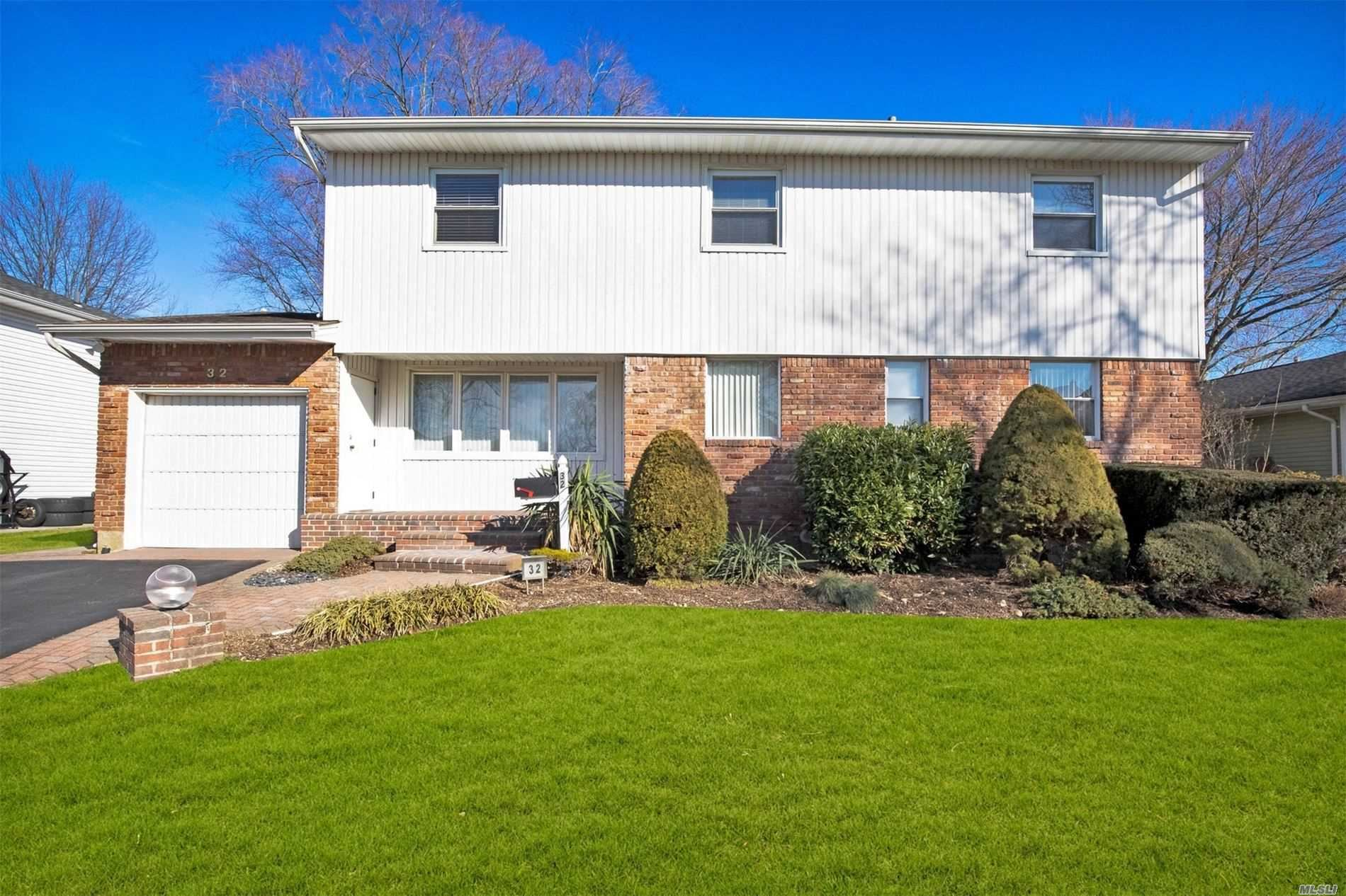 32 Julliard Drive, Plainview, NY 11803 - MLS#: 3201912