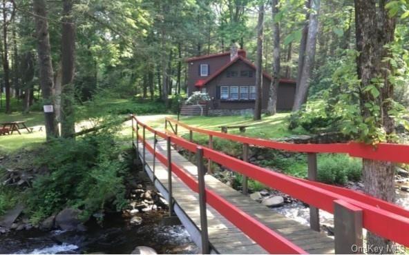 Photo of 609 Pine Kill Road, Wurtsboro, NY 12790 (MLS # H6042914)