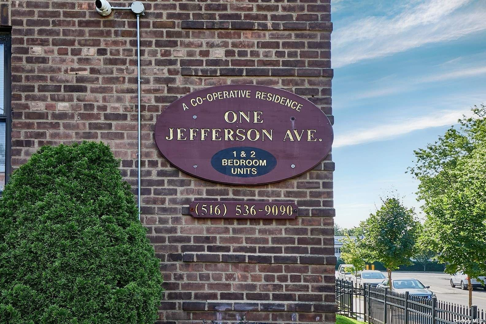 1 Jefferson Avenue #C8, Rockville Centre, NY 11570 - MLS#: 3332916