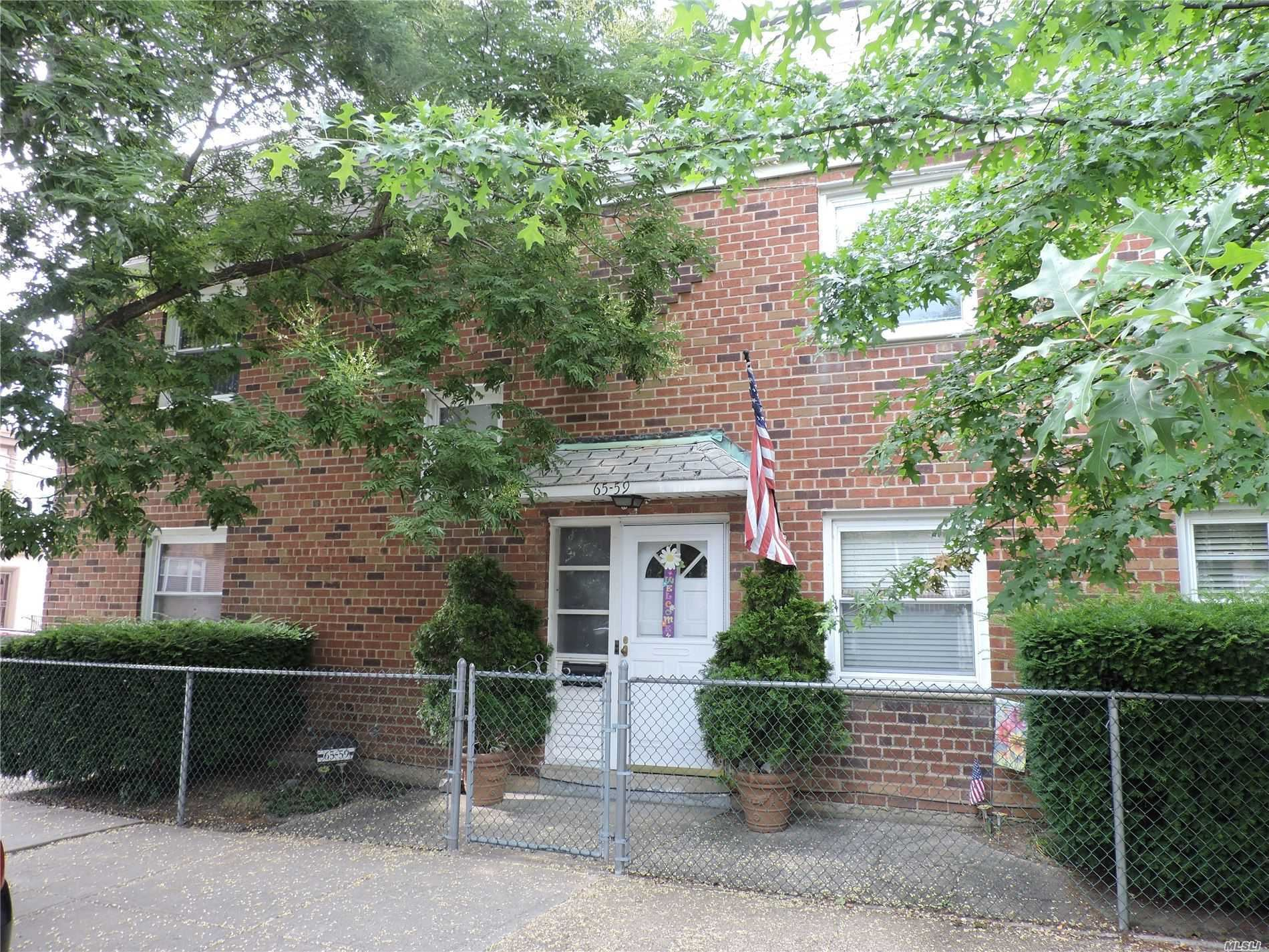 65-59 79th Street, Middle Village, NY 11379 - MLS#: 3237921