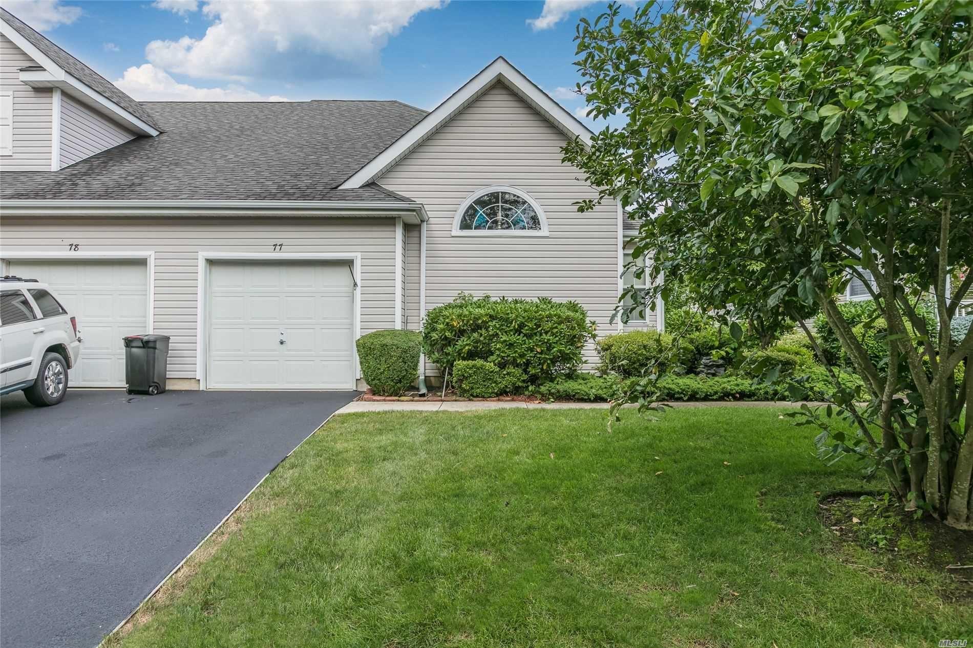 77 Saddle Lakes Drive, Riverhead, NY 11901 - MLS#: 3246924