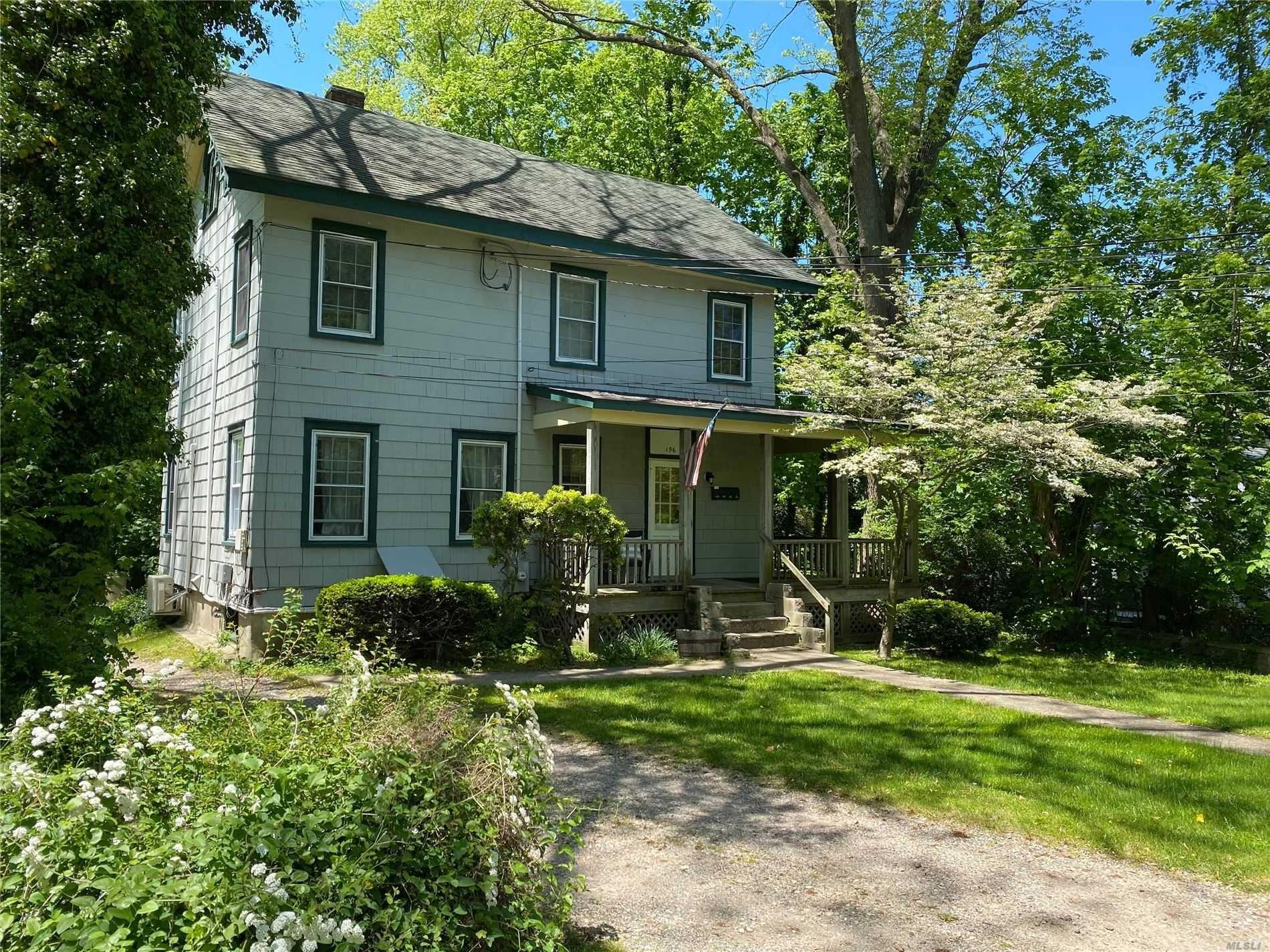 196 Woodhull Rd, Huntington, NY 11743 - MLS#: 3216925