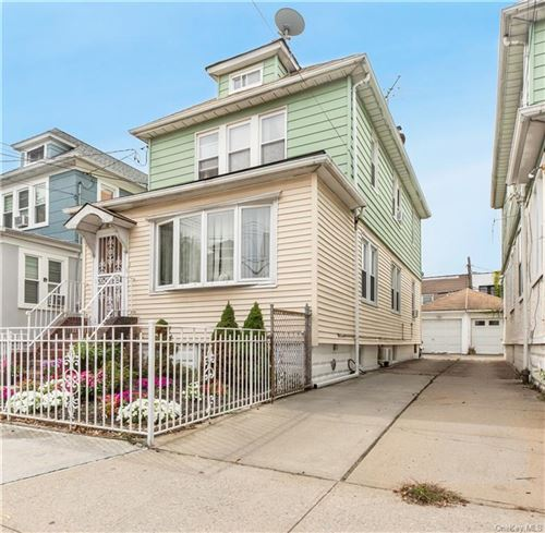 Photo of 1723 Hone Avenue, BRONX, NY 10461 (MLS # H6072932)