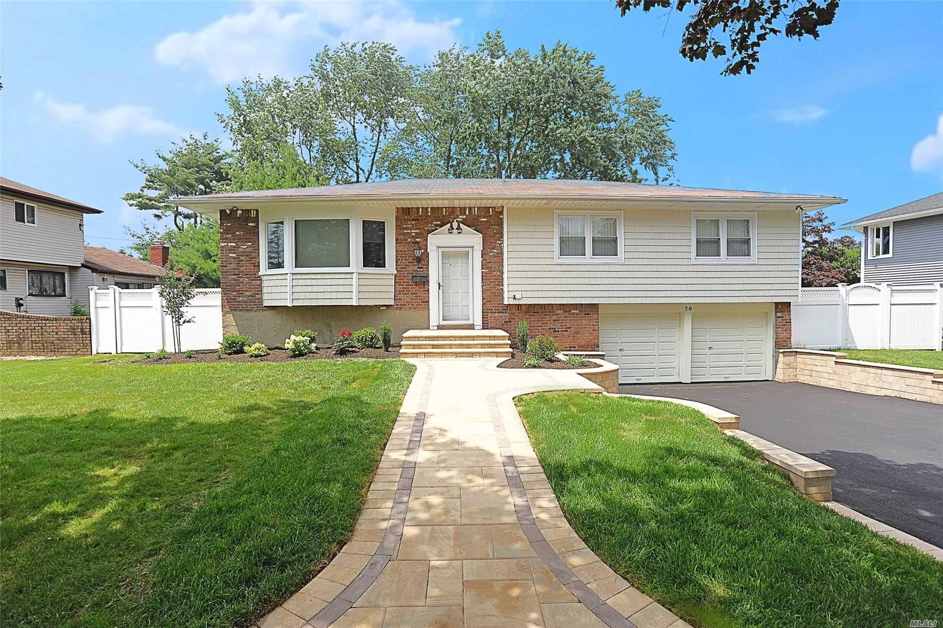 70 Saratoga Drive, Jericho, NY 11753 - MLS#: 3195932