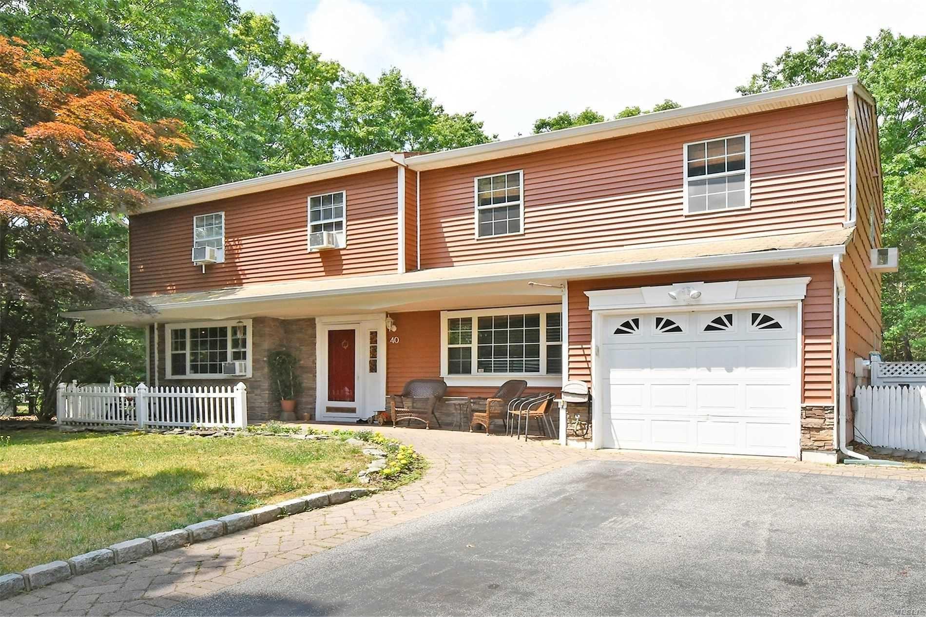 40 Cobblestone Drive, Shoreham, NY 11786 - MLS#: 3230932