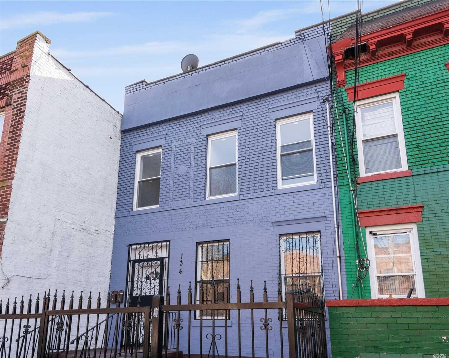 134 Newport Street, Brooklyn, NY 11212 - MLS#: 3218935