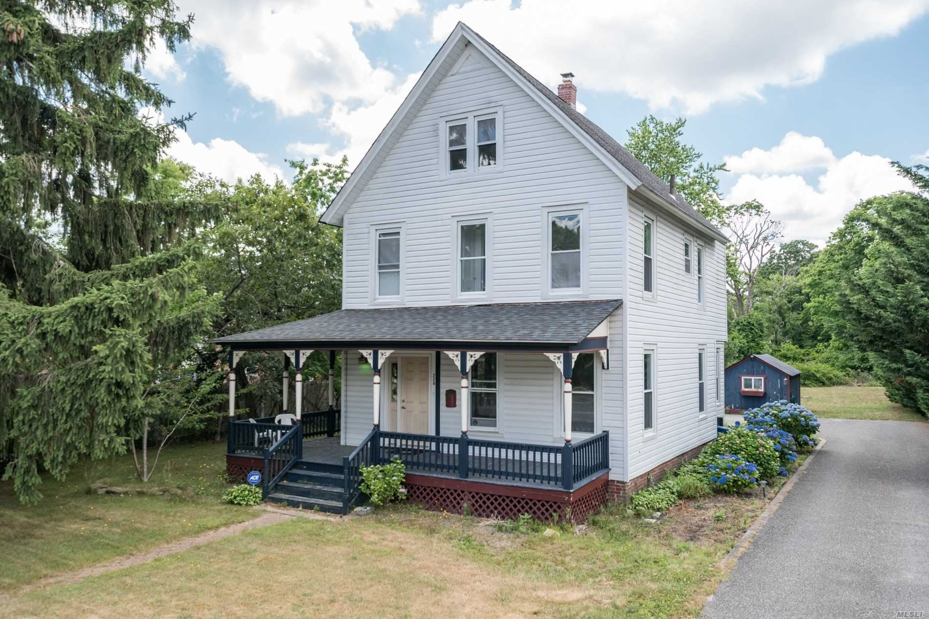 228 River Avenue, Patchogue, NY 11772 - MLS#: 3228936