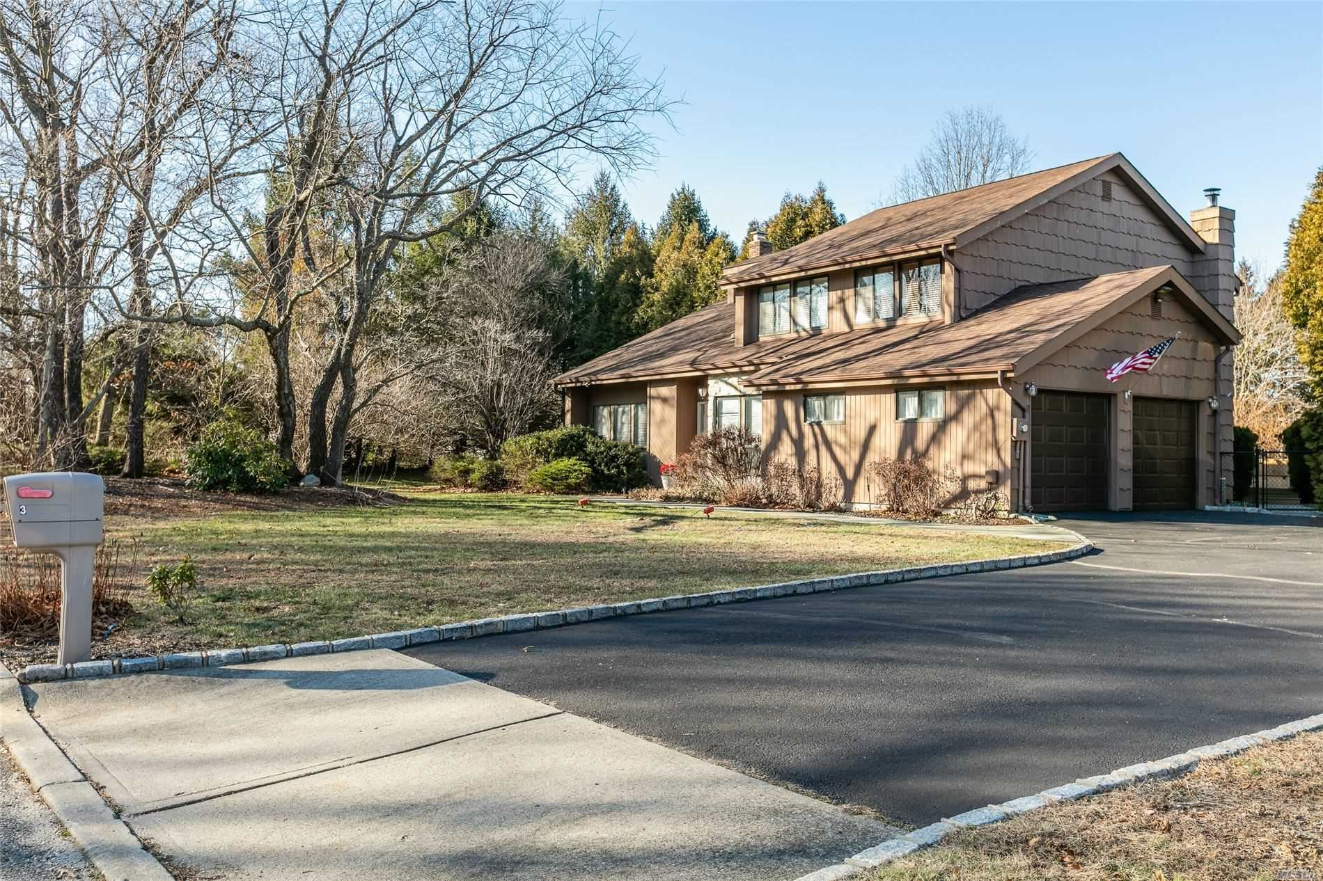 3 Hyanis Court, Mount Sinai, NY 11766 - MLS#: 3191946