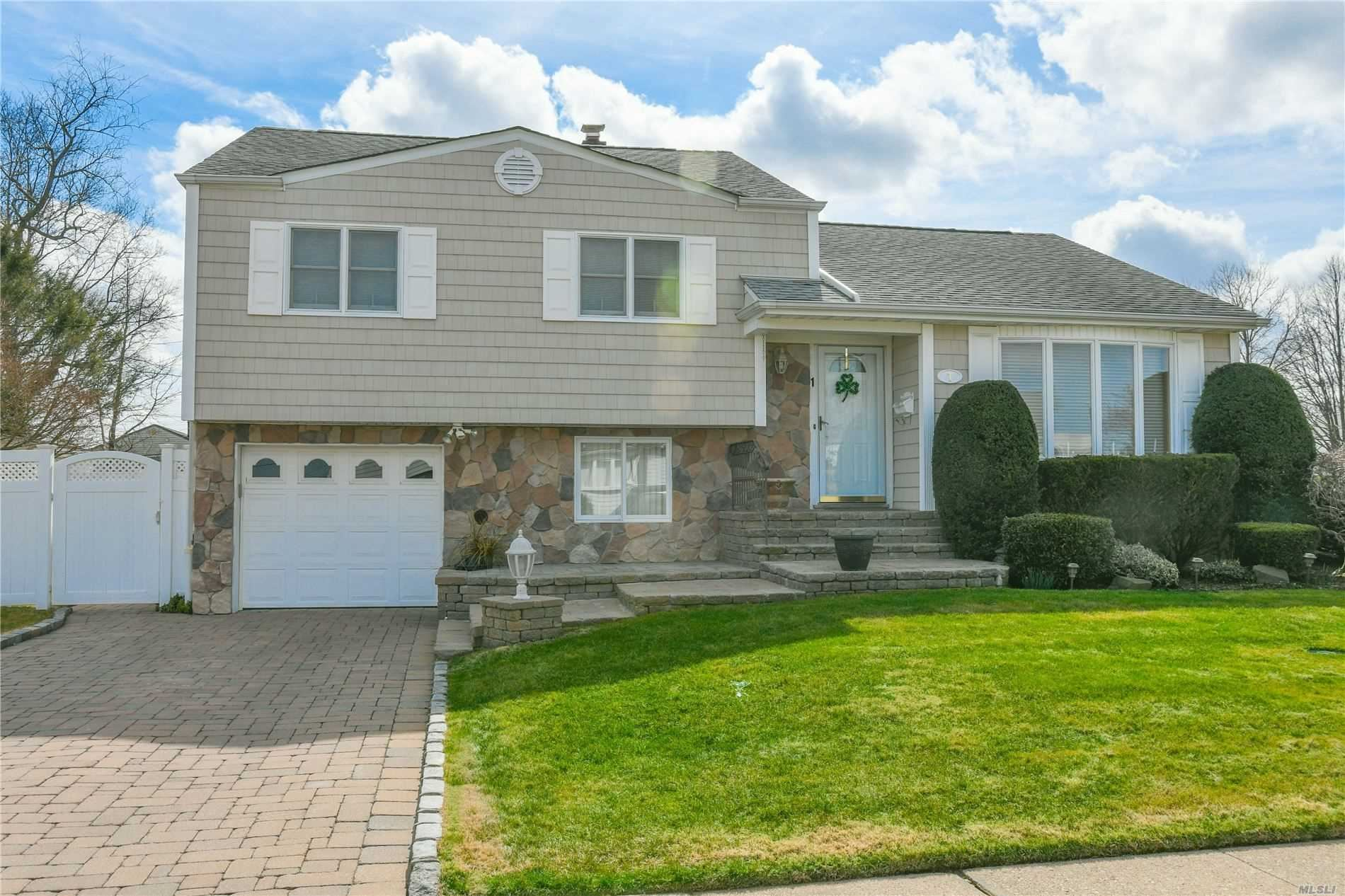1 Sunnyfield Road, Hicksville, NY 11801 - MLS#: 3208956