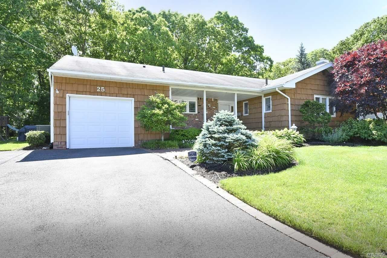 25 Kingswood Drive, Old Bethpage, NY 11804 - MLS#: 3204957