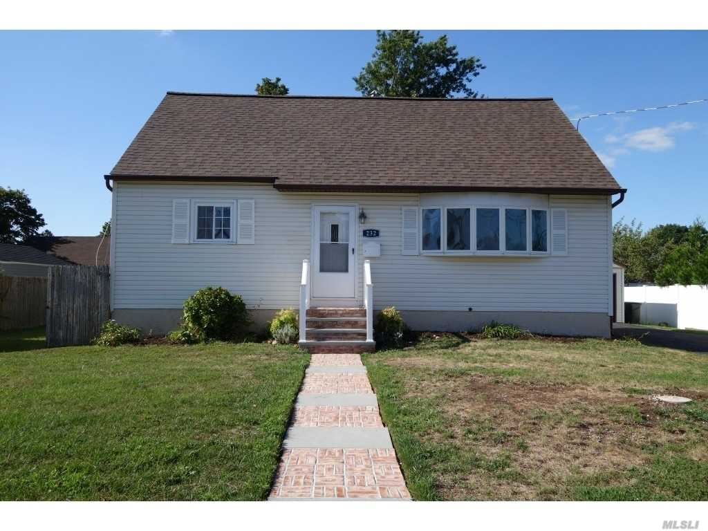 232 14th Street, W. Babylon, NY 11704 - MLS#: 3160959
