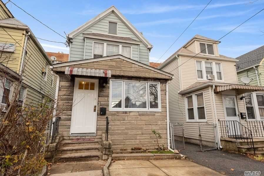 Photo for 6291 Booth St, Rego Park, NY 11374 (MLS # 3271960)