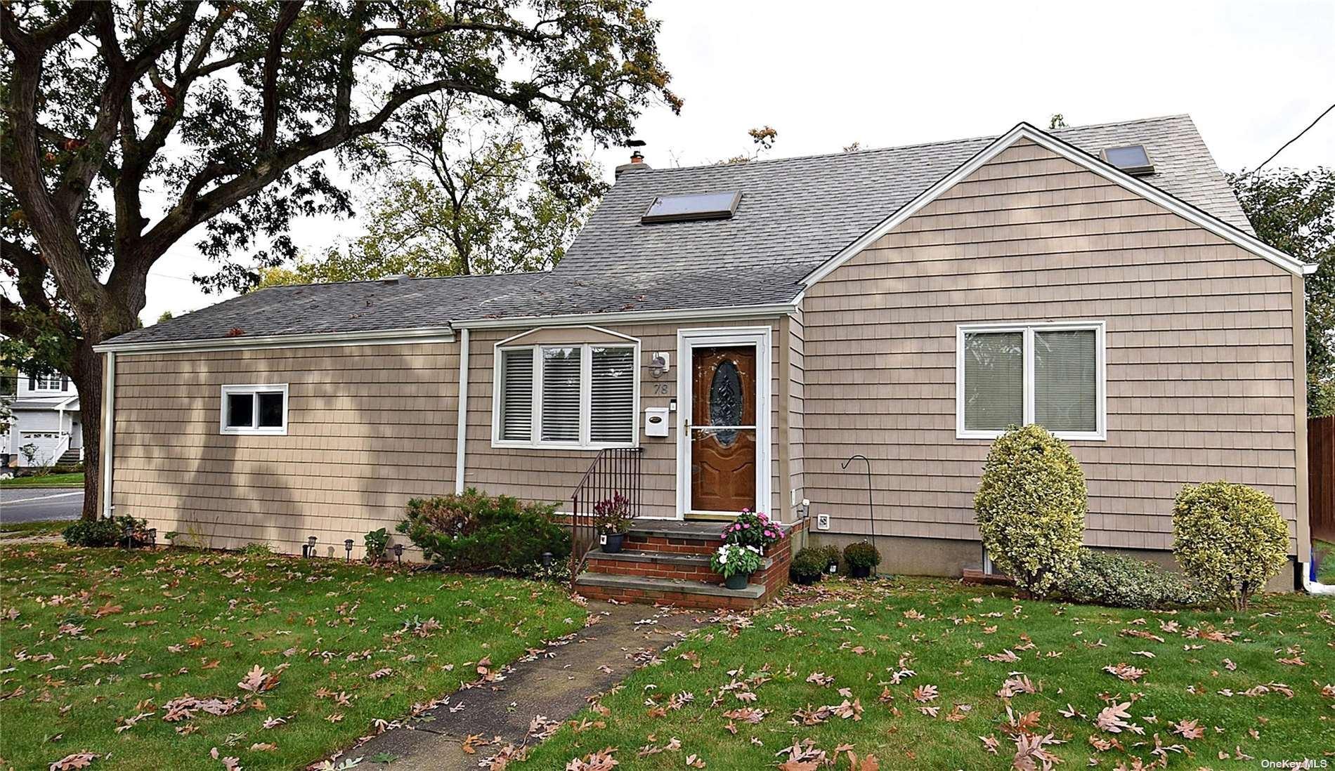 78 Walnut Avenue, Farmingdale, NY 11735 - MLS#: 3352960
