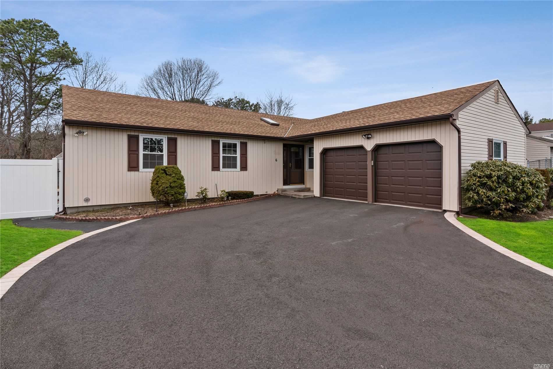 6 Apple Blossom Lane, Patchogue, NY 11772 - MLS#: 3189961
