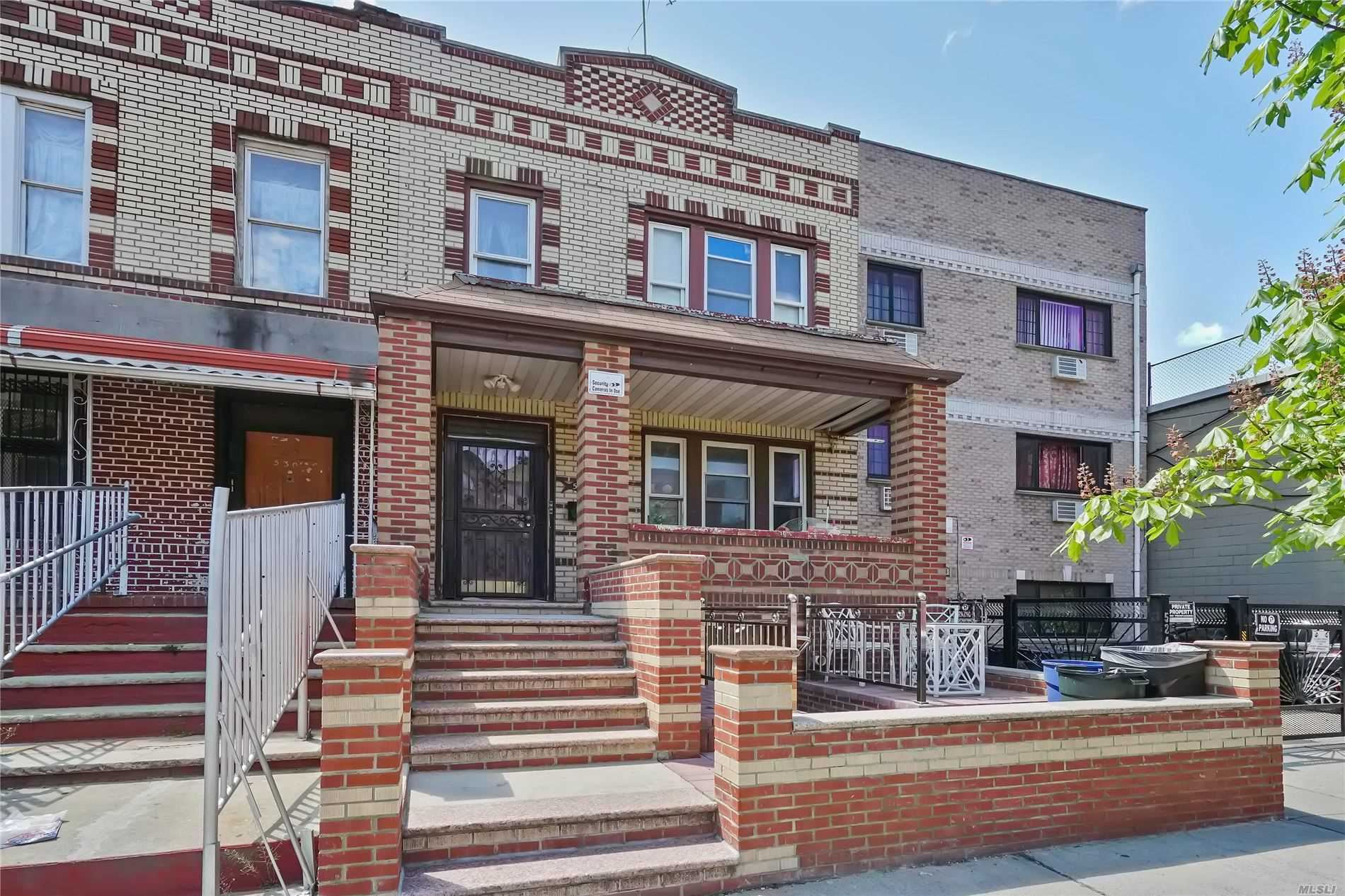 528 Snediker Avenue, Brooklyn, NY 11207 - MLS#: 3214962