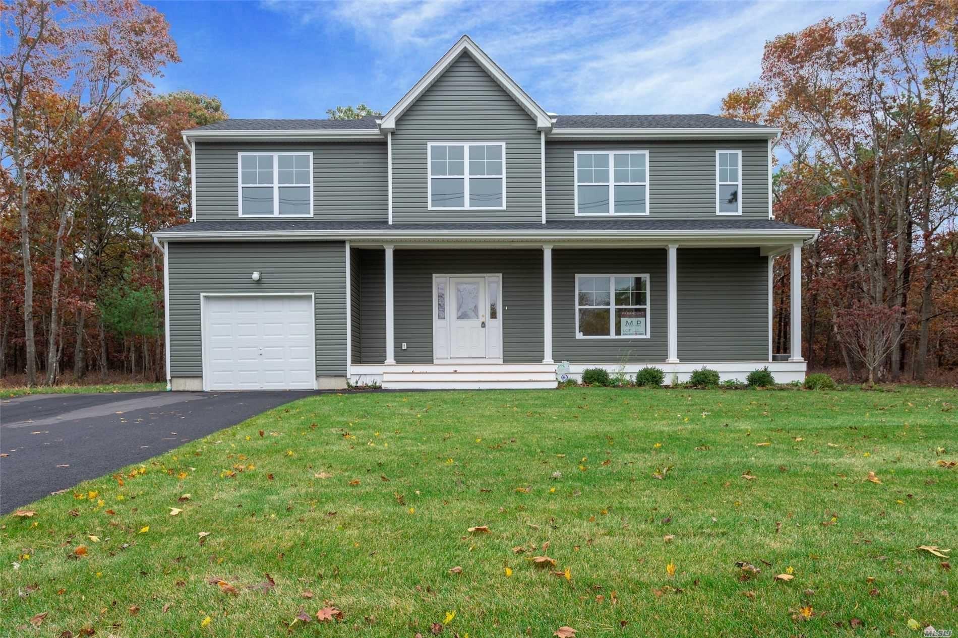 Lot 11 Scheyer Court, Medford, NY 11763 - MLS#: 3205965
