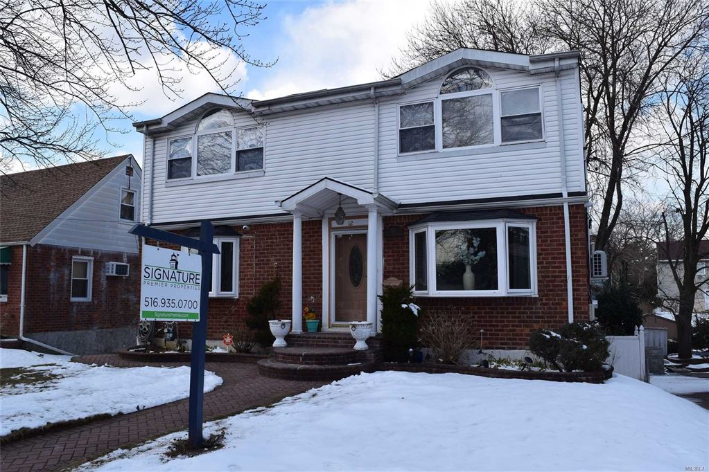 12 Ridgewood Street, Valley Stream, NY 11580 - MLS#: 3105972